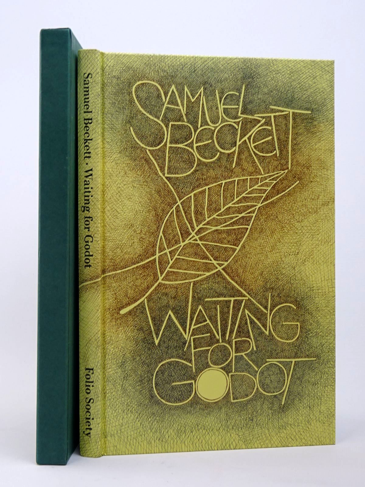Photo of WAITING FOR GODOT written by Beckett, Samuel illustrated by Phillips, Tom published by Folio Society (STOCK CODE: 1817360)  for sale by Stella & Rose's Books