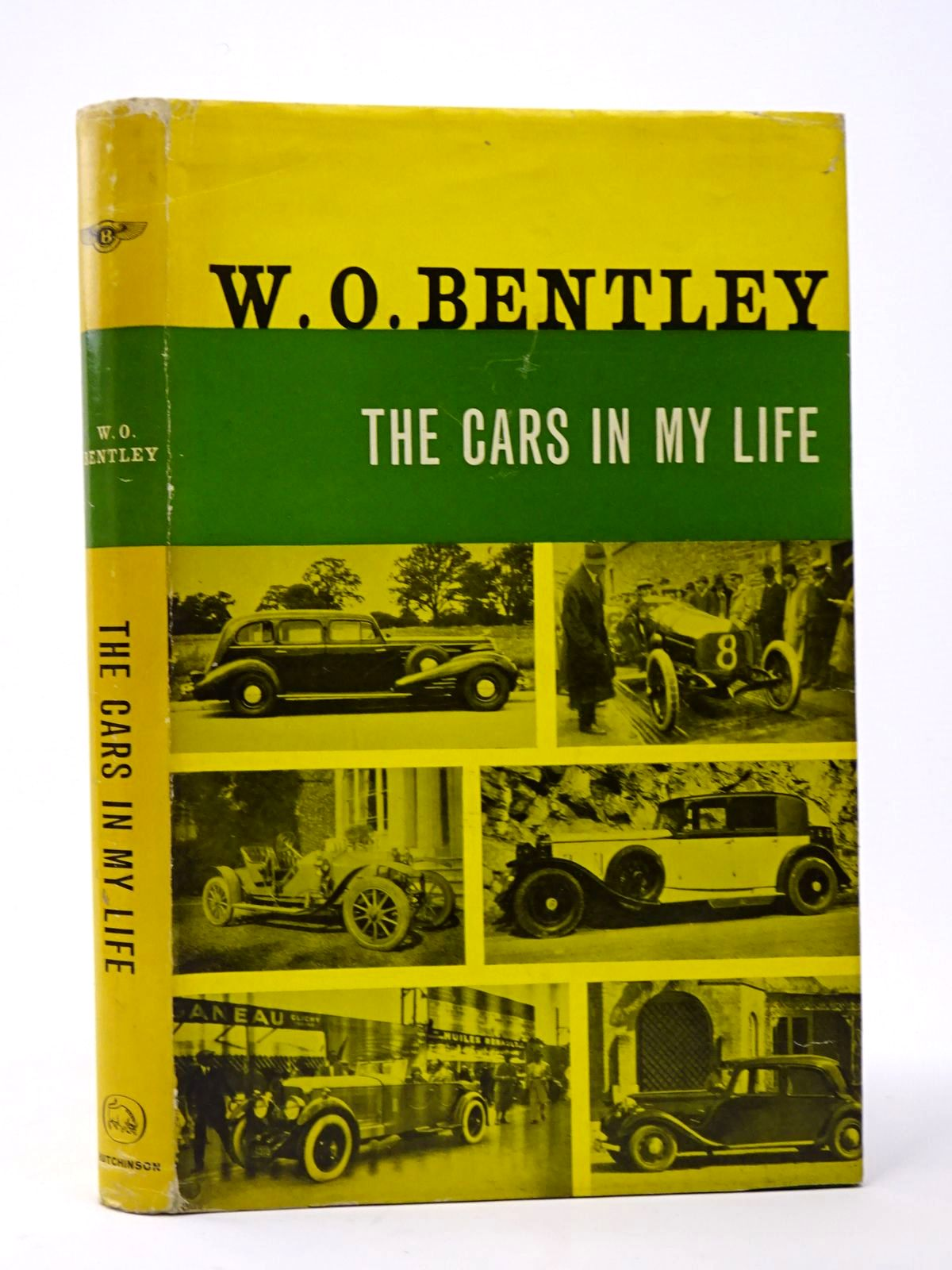 Photo of THE CARS IN MY LIFE written by Bentley, W.O. published by Hutchinson (STOCK CODE: 1817364)  for sale by Stella & Rose's Books
