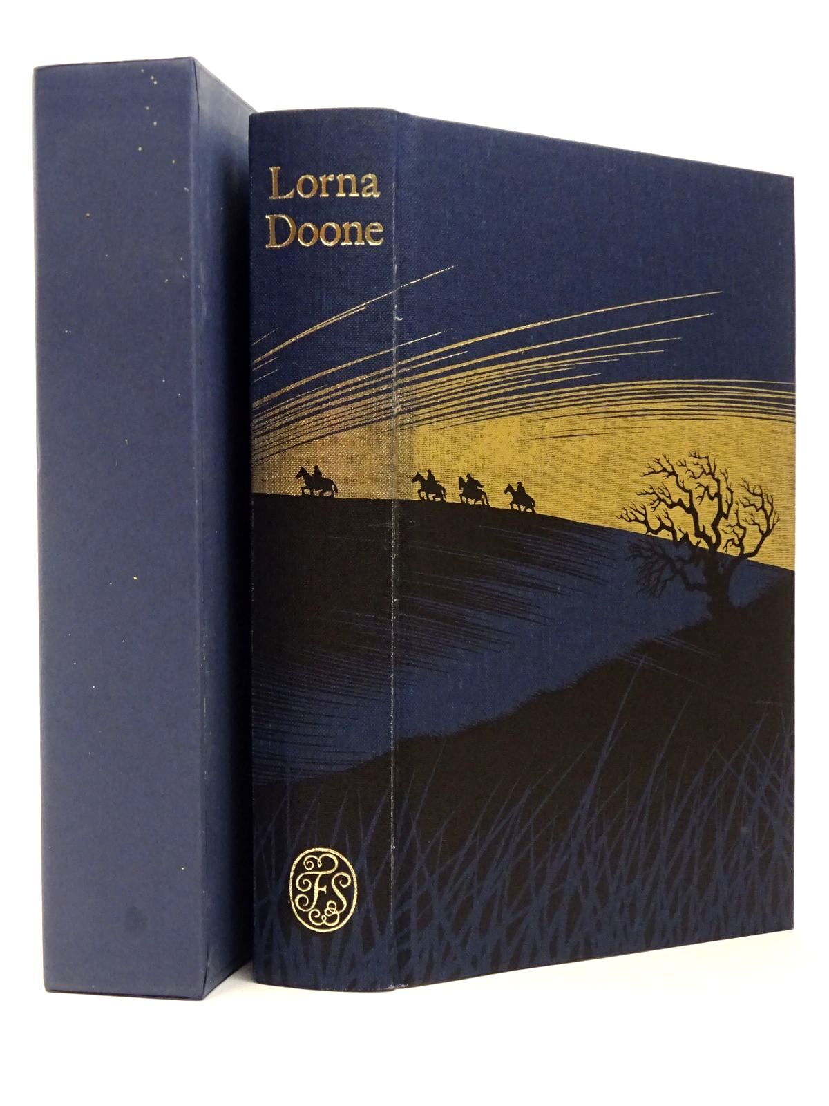 Photo of LORNA DOONE written by Blackmore, R.D. illustrated by Rooney, David published by Folio Society (STOCK CODE: 1817417)  for sale by Stella & Rose's Books
