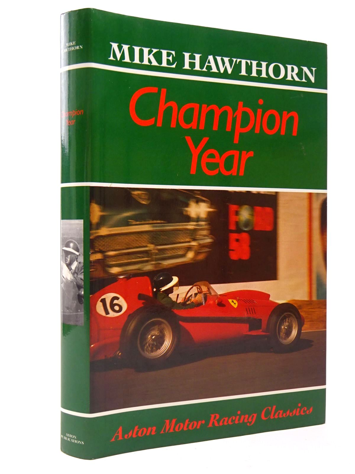 Photo of CHAMPION YEAR written by Hawthorn, Mike published by Aston Publications (STOCK CODE: 1817429)  for sale by Stella & Rose's Books