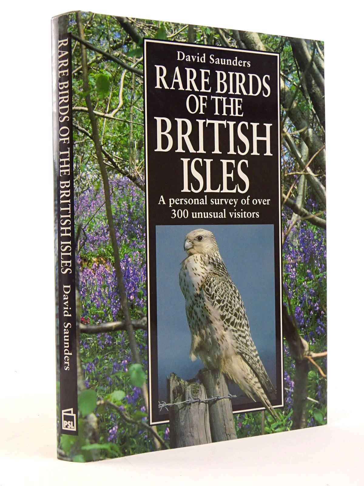 Photo of RARE BIRDS OF THE BRITISH ISLES written by Saunders, David published by Patrick Stephens (STOCK CODE: 1817454)  for sale by Stella & Rose's Books