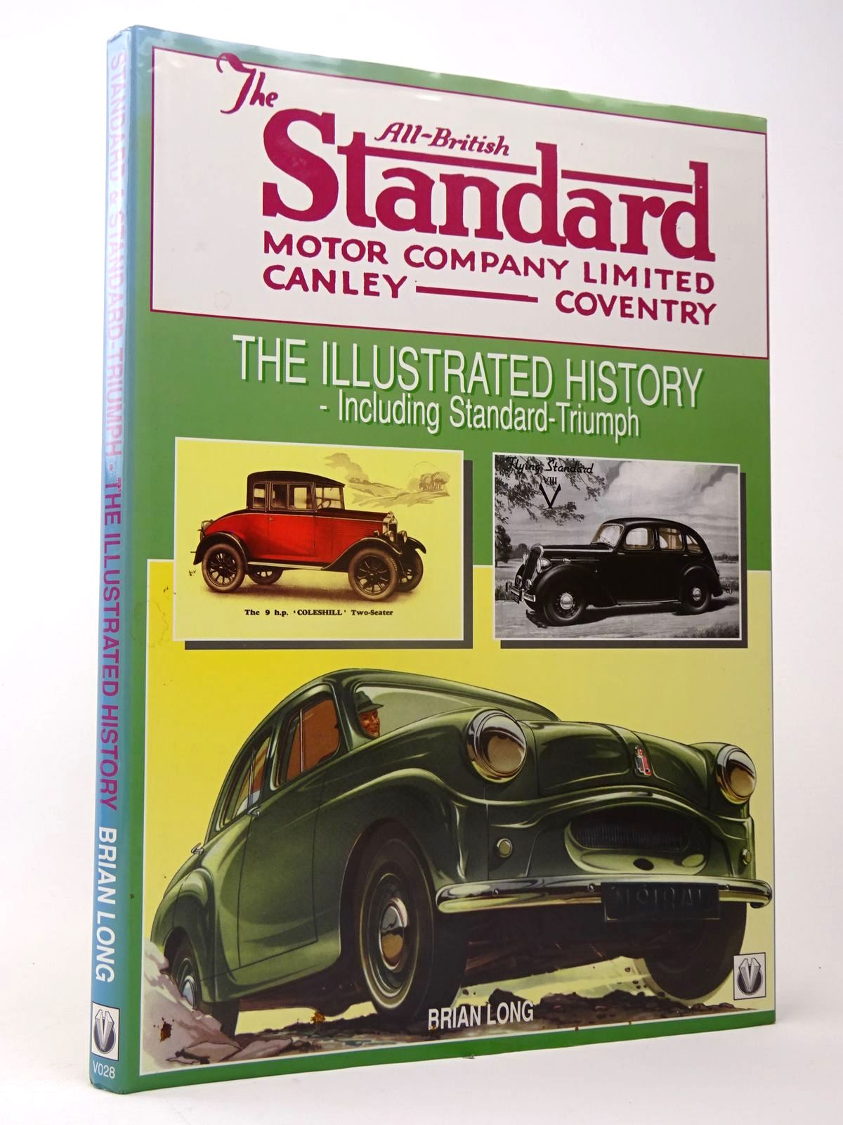 Photo of ALL-BRITISH STANDARD MOTOR COMPANY LIMITED CANLEY, COVENTRY written by Long, Brian published by Veloce Publishing Plc. (STOCK CODE: 1817485)  for sale by Stella & Rose's Books