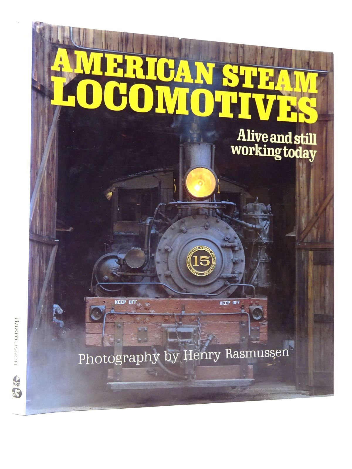 Photo of AMERICAN STEAM LOCOMOTIVES written by Rasmussen, Henry published by Motorbooks International (STOCK CODE: 1817487)  for sale by Stella & Rose's Books