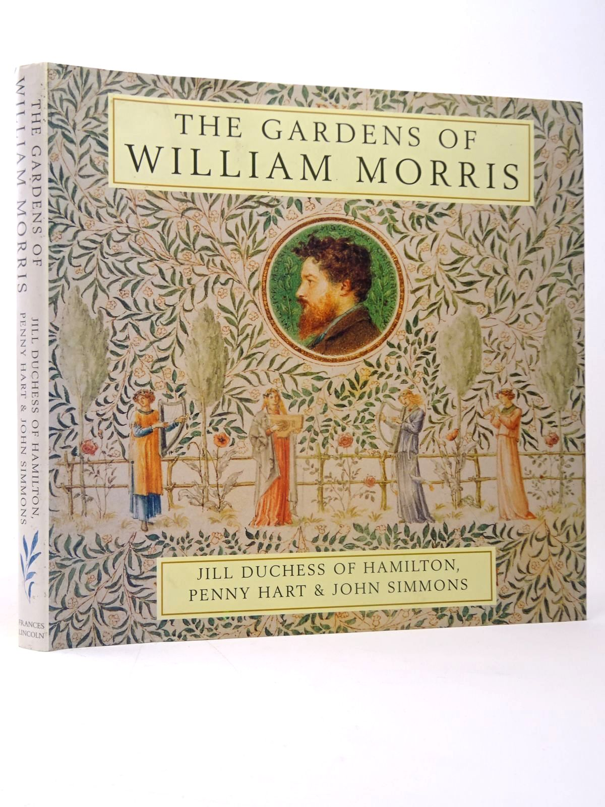 Photo of THE GARDENS OF WILLIAM MORRIS written by Hamilton, Jill<br />Hart, Penny<br />Simmons, John published by Frances Lincoln (STOCK CODE: 1817494)  for sale by Stella & Rose's Books