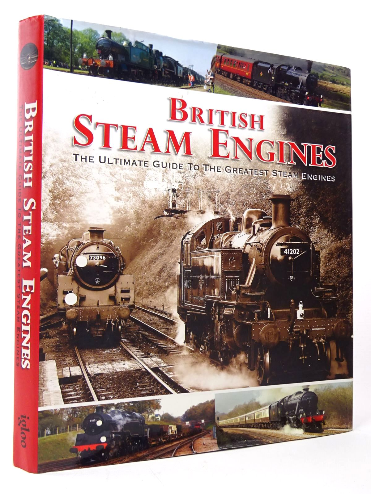 Photo of BRITISH STEAM ENGINES written by Nock, O.S. published by Igloobooks.Com (STOCK CODE: 1817495)  for sale by Stella & Rose's Books
