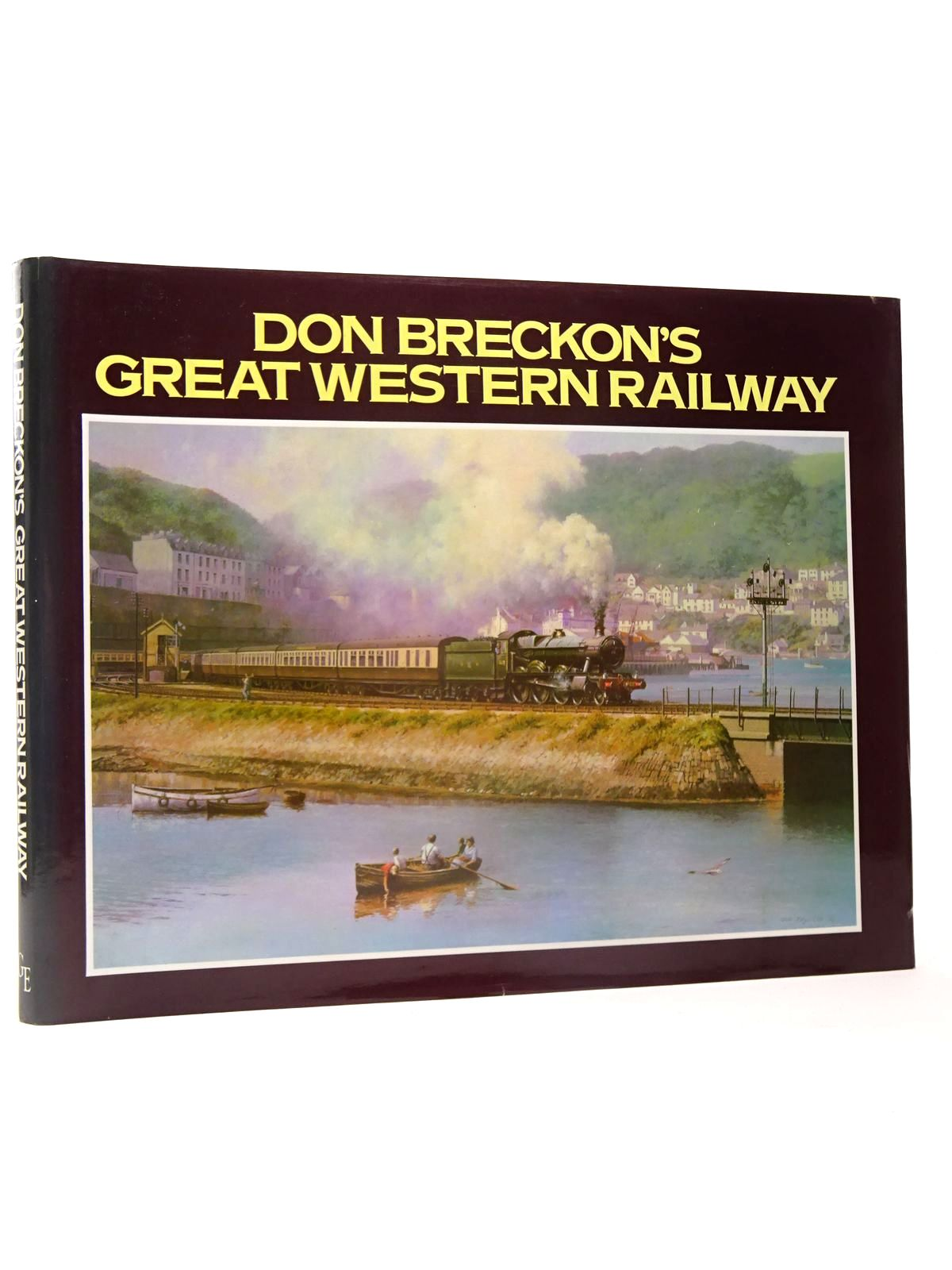 Photo of DON BRECKON'S GREAT WESTERN RAILWAY written by Breckon, Don illustrated by Breckon, Don published by Greenwich Editions (STOCK CODE: 1817497)  for sale by Stella & Rose's Books