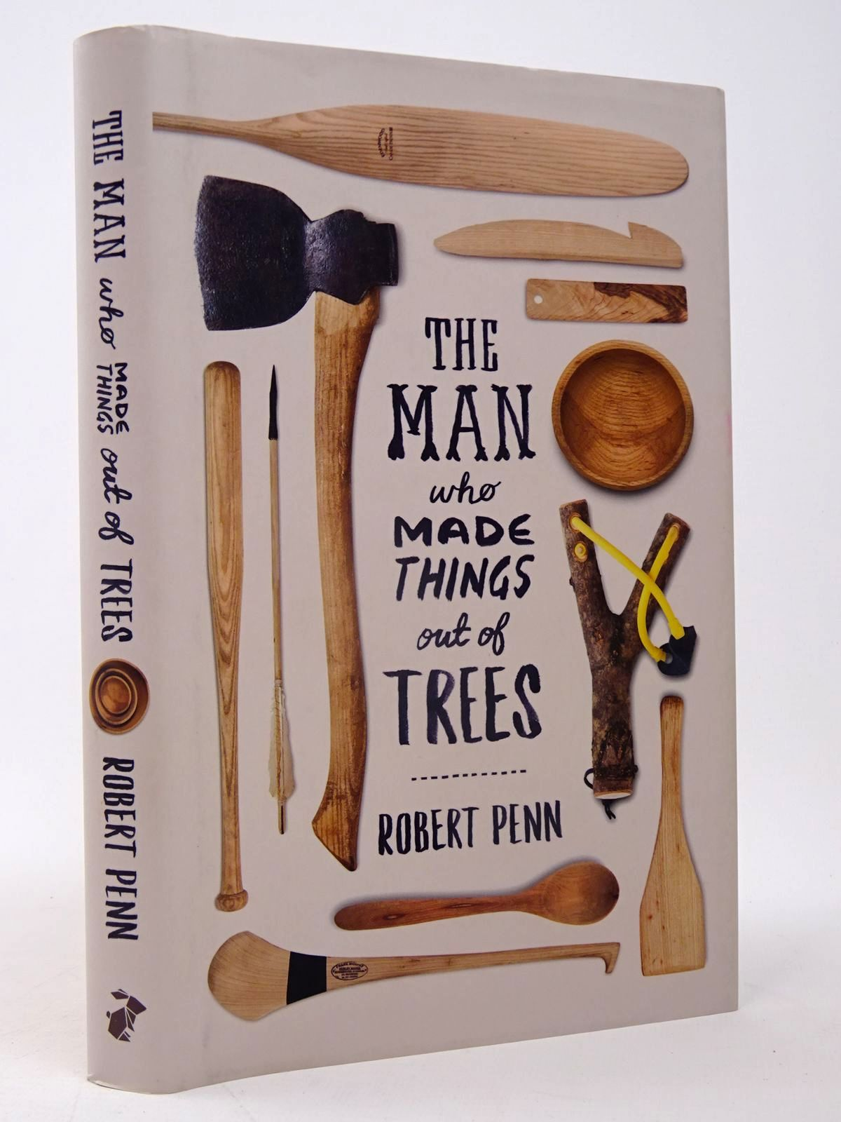 Photo of THE MAN WHO MADE THINGS OUT OF TREES written by Penn, Robert published by Particular Books (STOCK CODE: 1817526)  for sale by Stella & Rose's Books