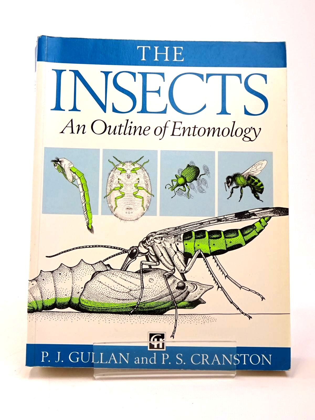 Photo of THE INSECTS: AN OUTLINE OF ENTOMOLOGY