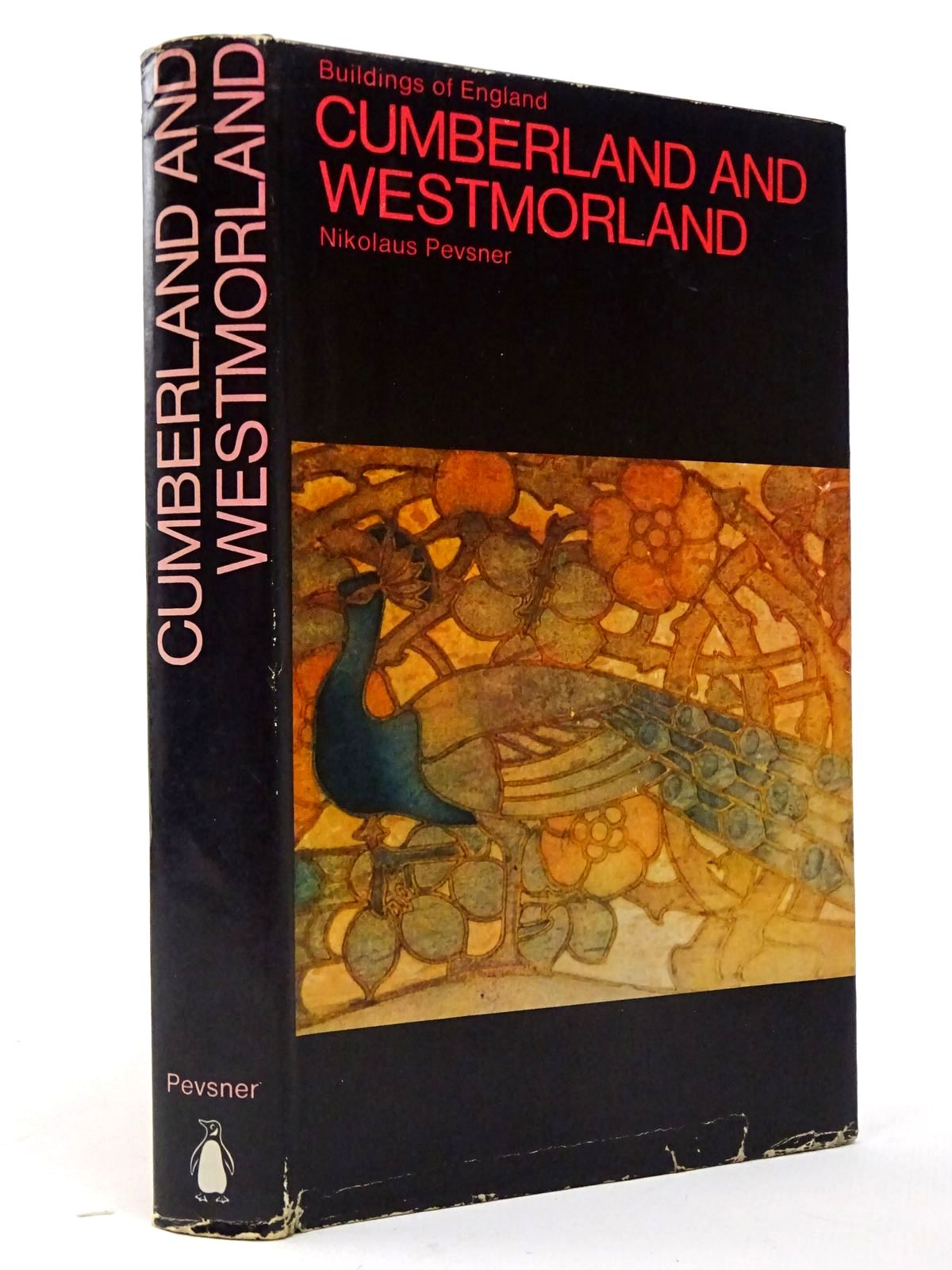 Photo of CUMBERLAND AND WESTMORLAND (BUILDINGS OF ENGLAND) written by Pevsner, Nikolaus published by Penguin (STOCK CODE: 1817549)  for sale by Stella & Rose's Books