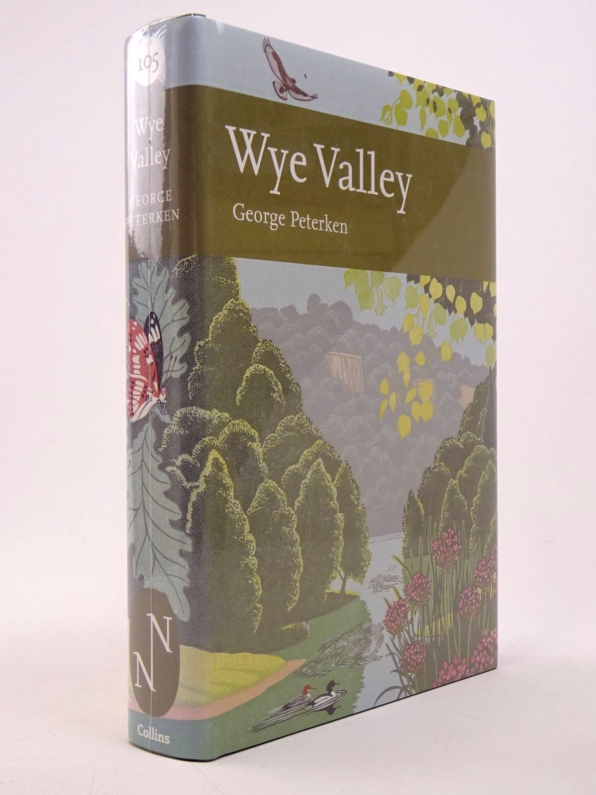 Photo of WYE VALLEY (NN 105) written by Peterken, George published by Collins (STOCK CODE: 1817555)  for sale by Stella & Rose's Books