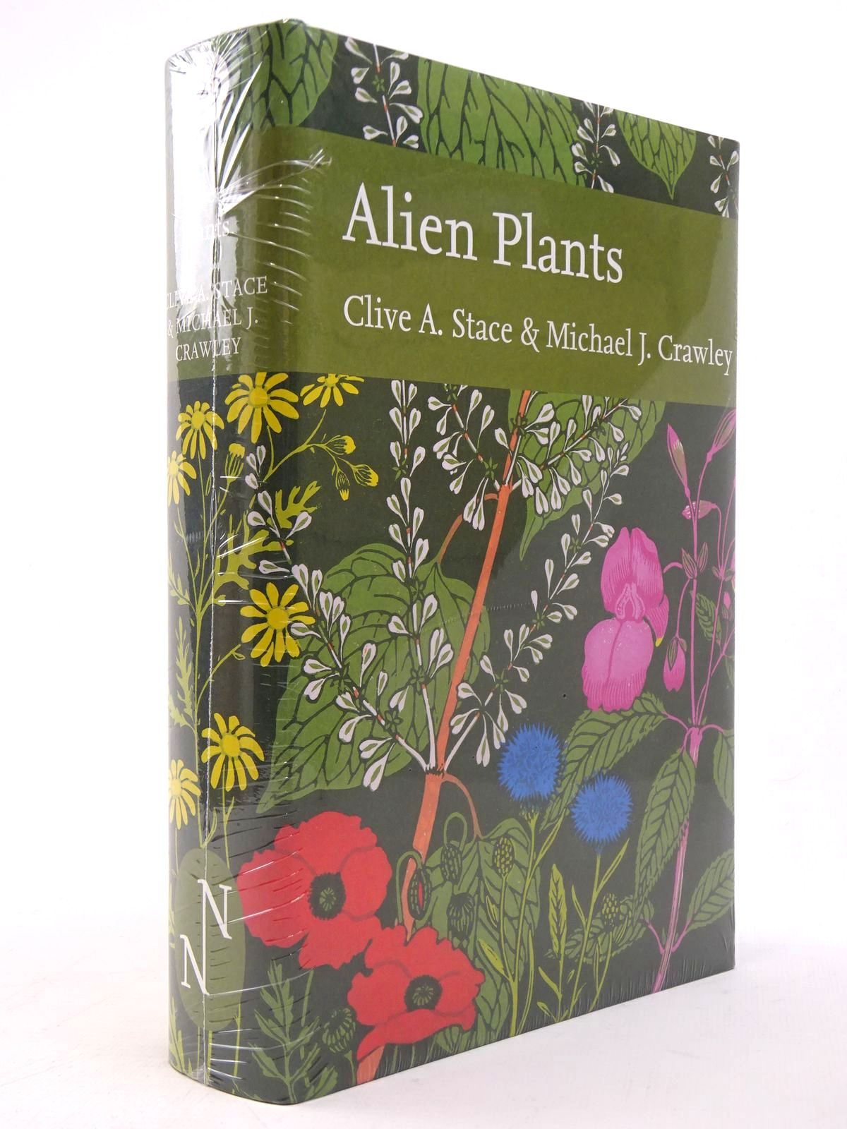 Photo of ALIEN PLANTS (NN 129) written by Stace, Clive A.<br />Crawley, Michael J. published by William Collins (STOCK CODE: 1817556)  for sale by Stella & Rose's Books
