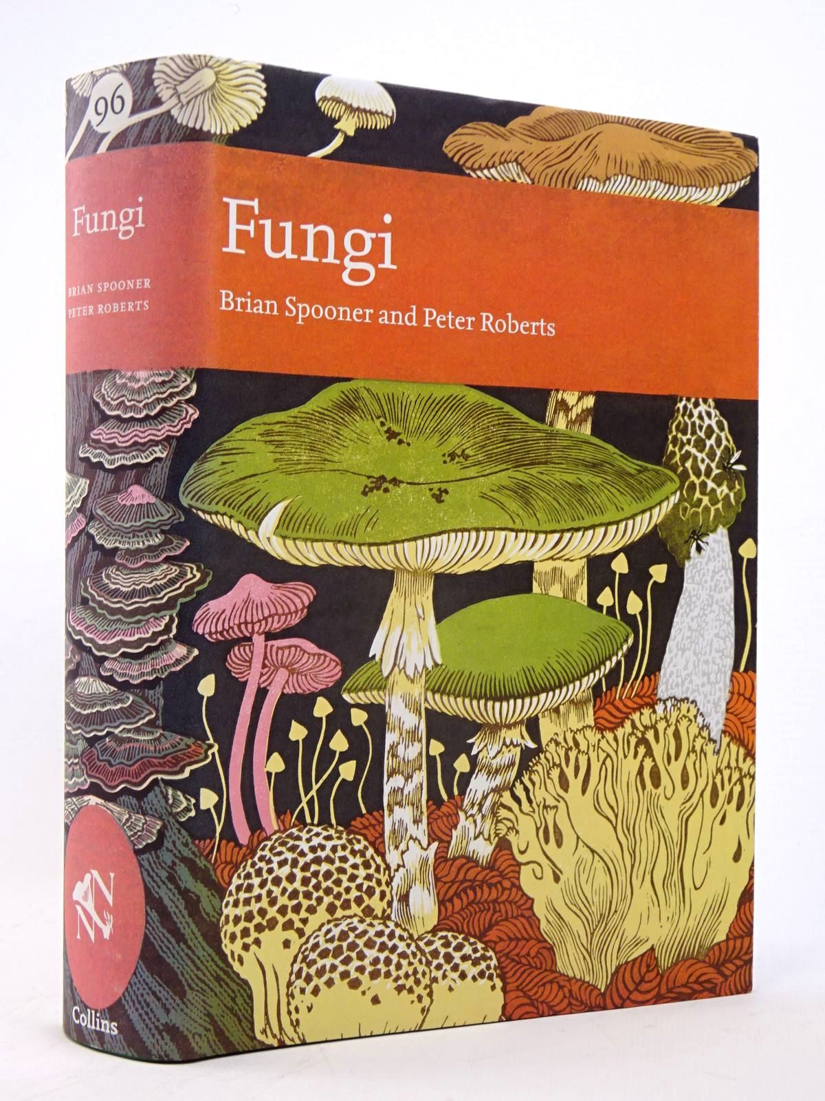 Photo of FUNGI (NN 96) written by Spooner, Brian<br />Roberts, Peter published by Collins (STOCK CODE: 1817566)  for sale by Stella & Rose's Books