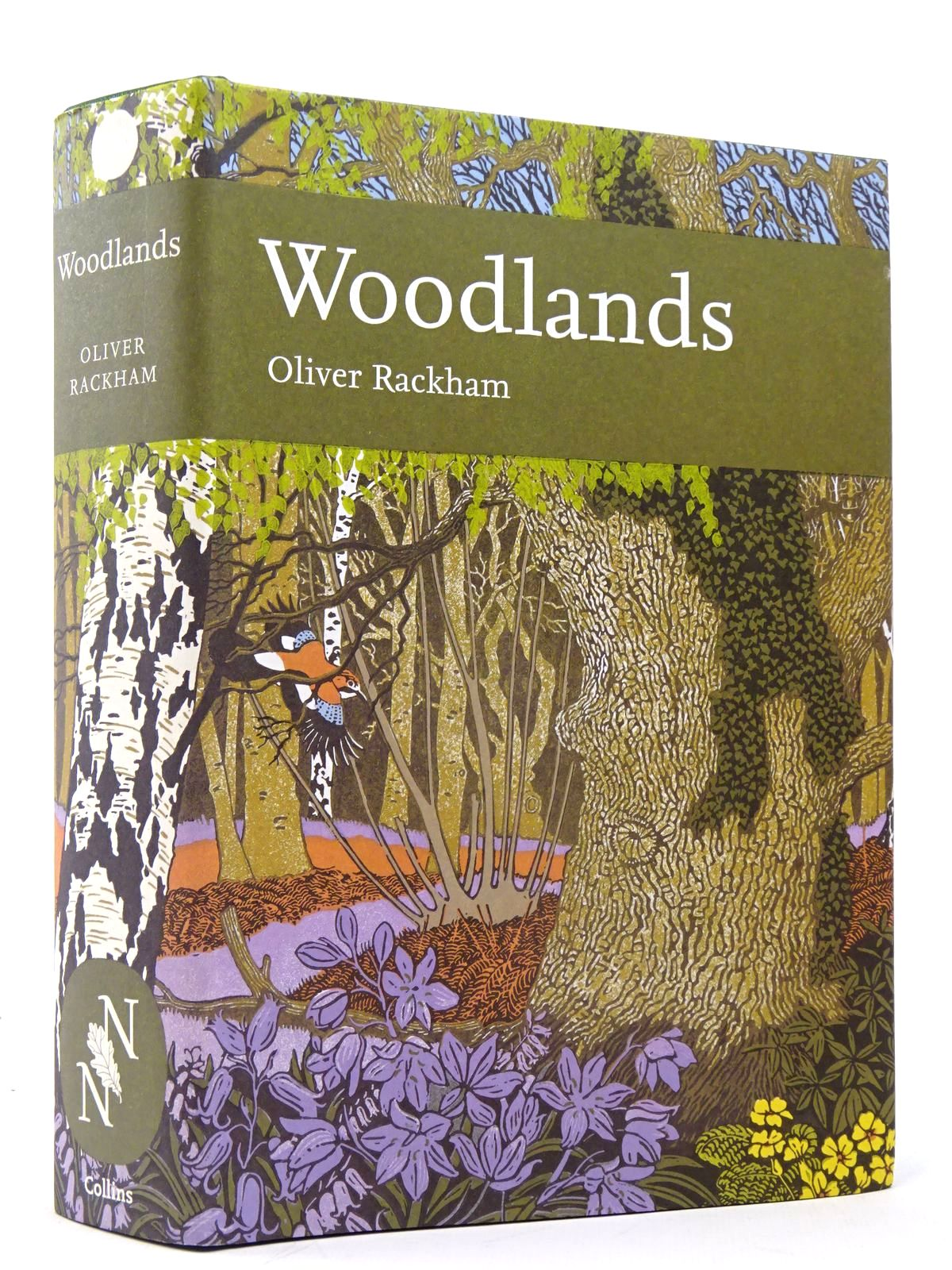 Photo of WOODLANDS (NN 100) written by Rackham, Oliver published by Collins (STOCK CODE: 1817567)  for sale by Stella & Rose's Books