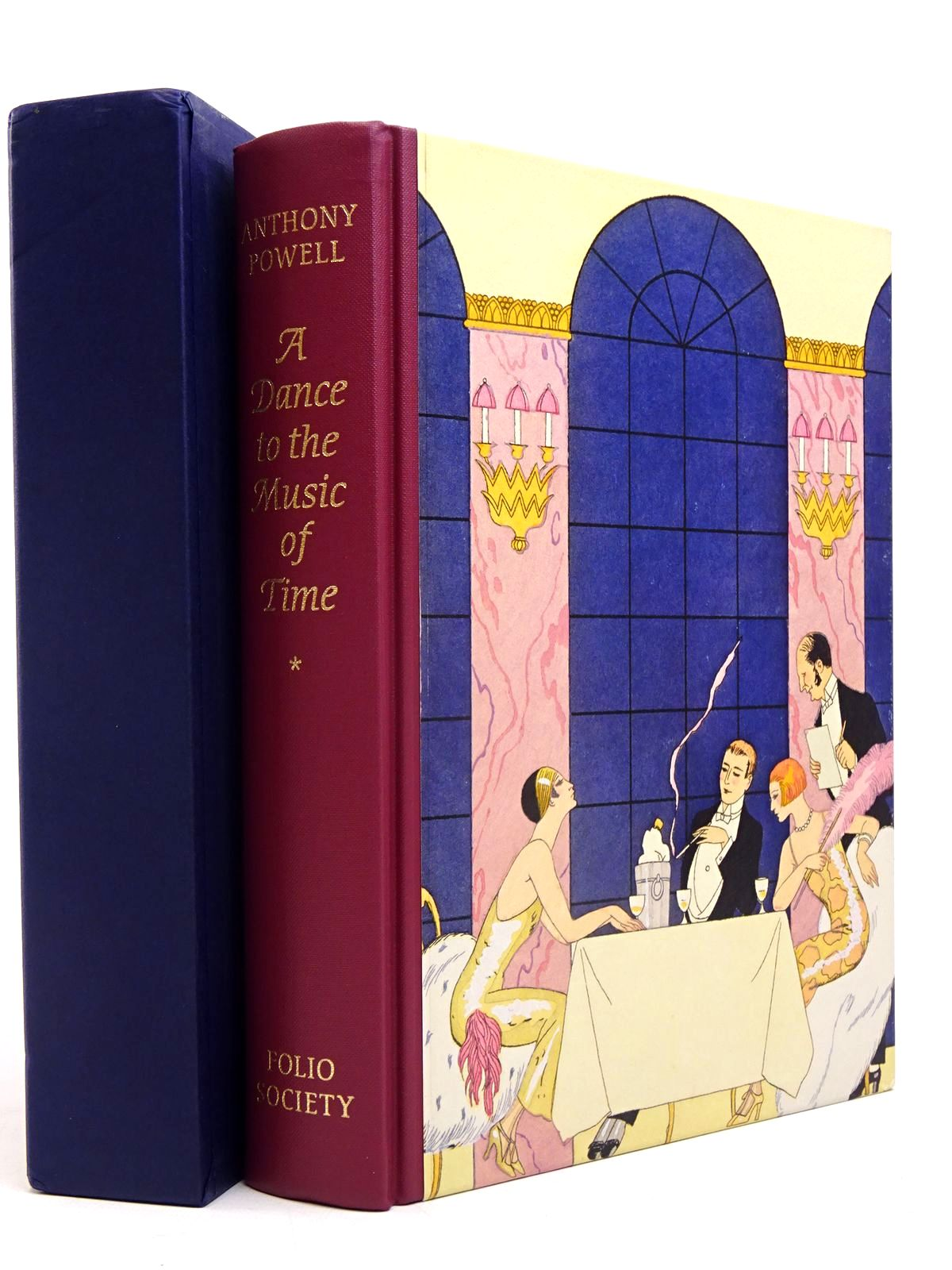 Photo of A DANCE TO THE MUSIC OF TIME: SPRING written by Powell, Anthony published by Folio Society (STOCK CODE: 1817586)  for sale by Stella & Rose's Books