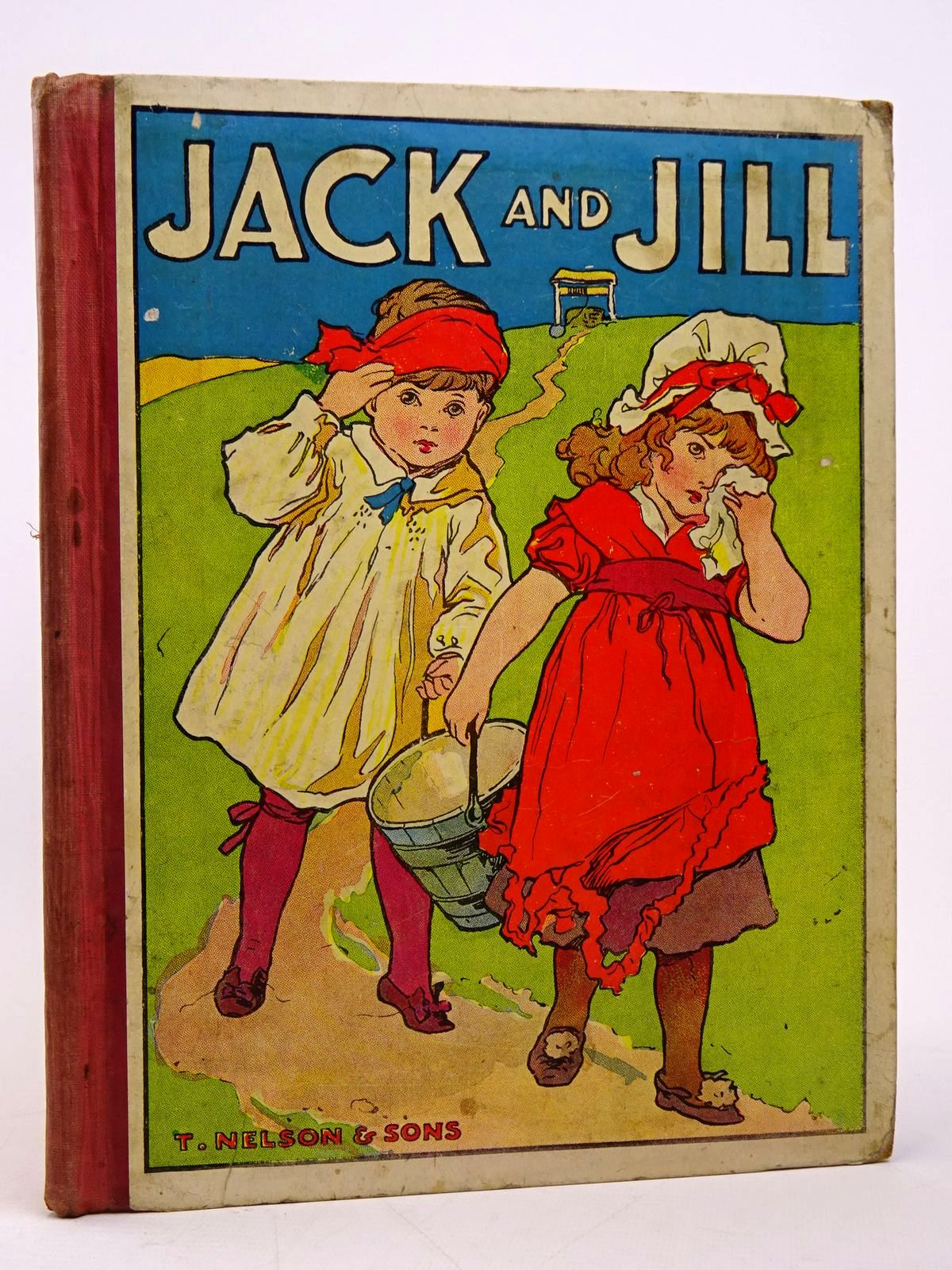 Photo of JACK AND JILL: A PICTURE STORY BOOK published by Thomas Nelson & Sons (STOCK CODE: 1817613)  for sale by Stella & Rose's Books