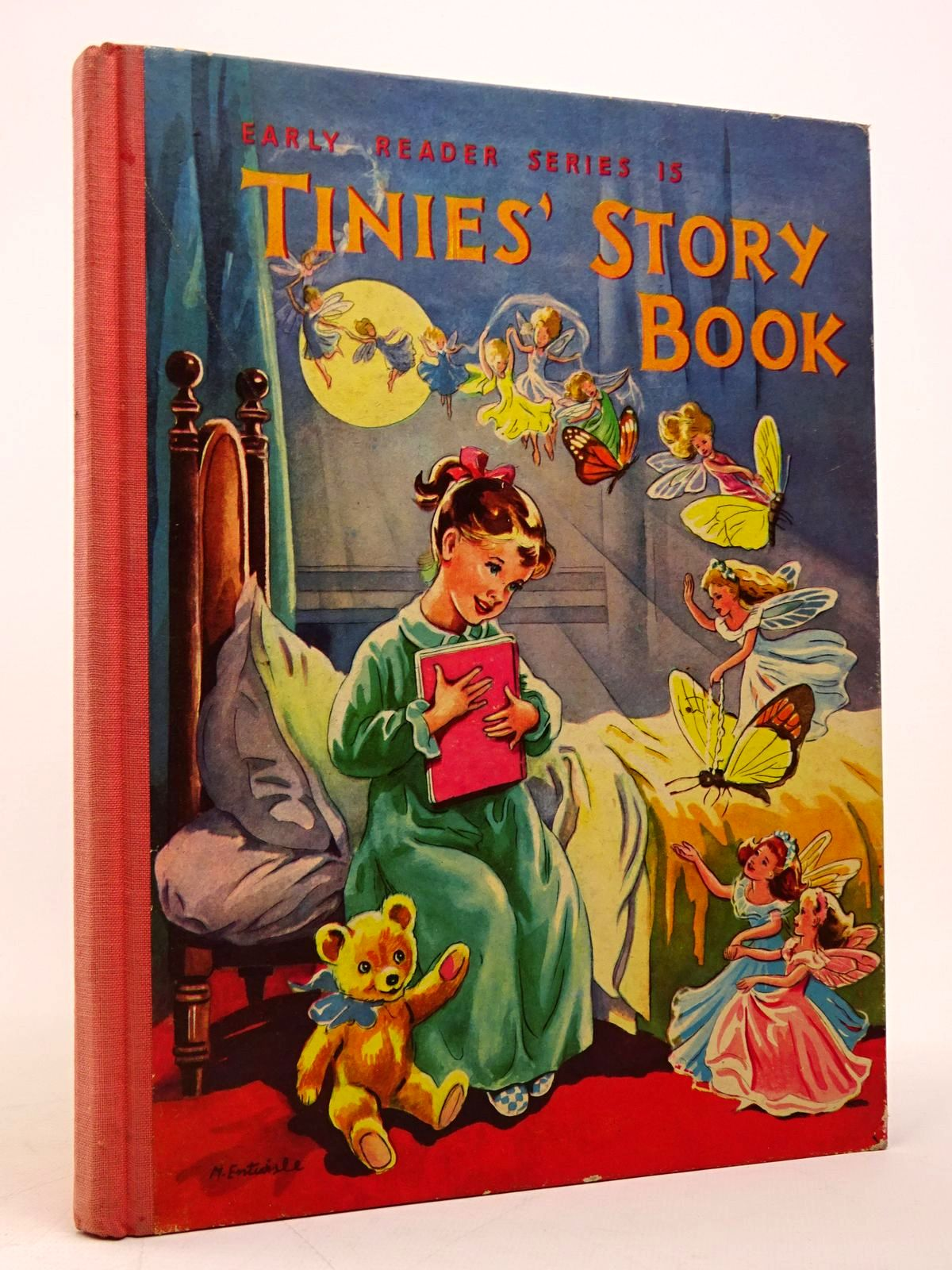 Photo of TINIES' STORY BOOK (EARLY READER SERIES No. 15) published by Hampster Books (STOCK CODE: 1817614)  for sale by Stella & Rose's Books