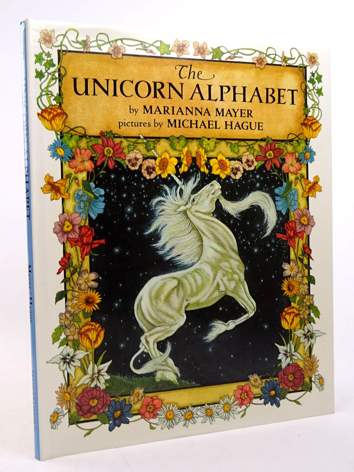 Photo of THE UNICORN ALPHABET written by Mayer, Marianna illustrated by Hague, Michael published by Frances Lincoln (STOCK CODE: 1817624)  for sale by Stella & Rose's Books
