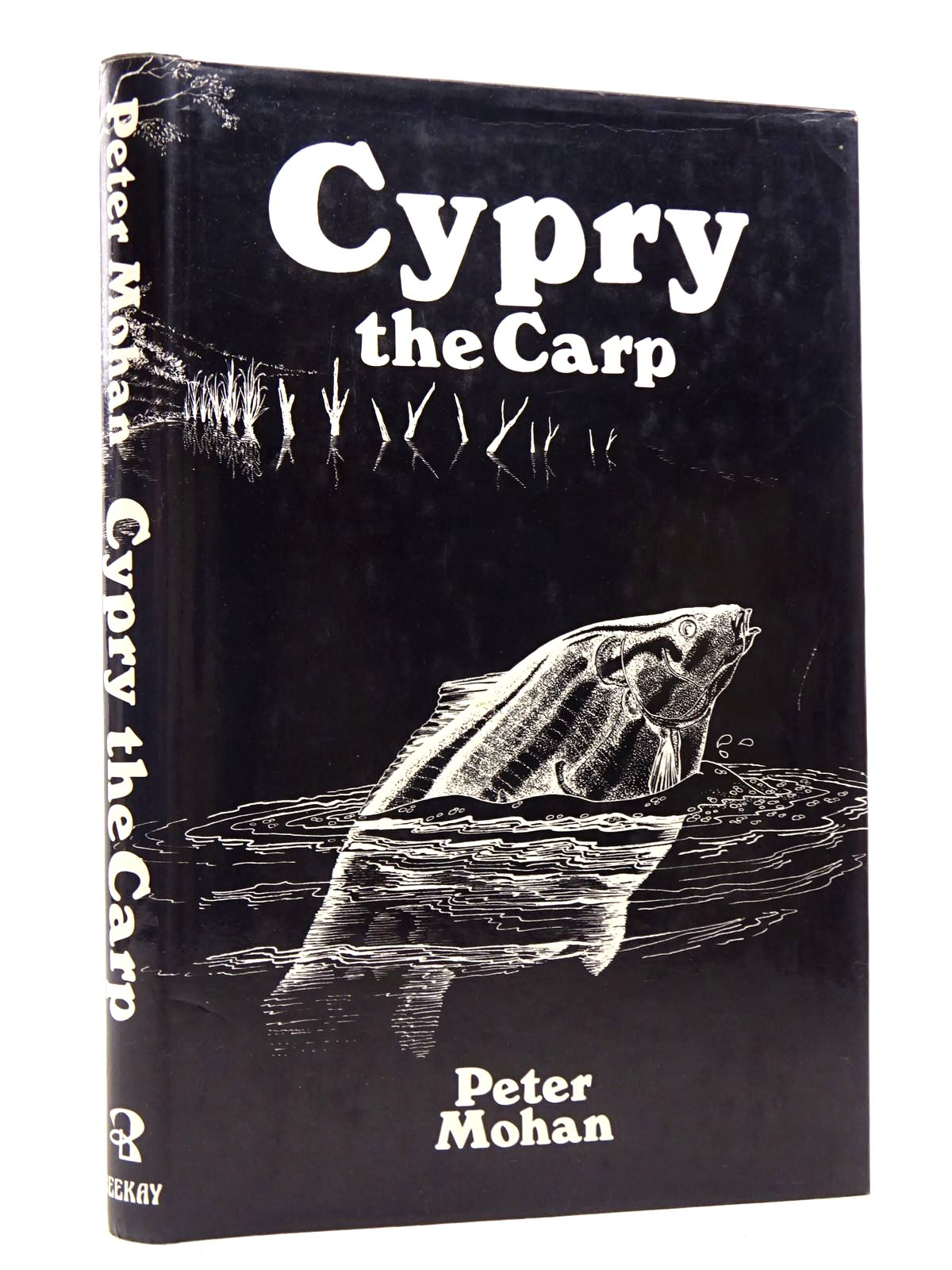 Photo of CYPRY: THE STORY OF A CARP written by Mohan, Peter illustrated by Gurd, Len published by Beekay Publishers (STOCK CODE: 1817644)  for sale by Stella & Rose's Books