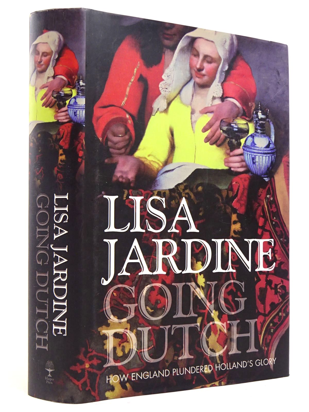 Photo of GOING DUTCH: HOW ENGLAND PLUNDERED HOLLAND'S GLORY written by Jardine, Lisa published by Harper Press (STOCK CODE: 1817647)  for sale by Stella & Rose's Books