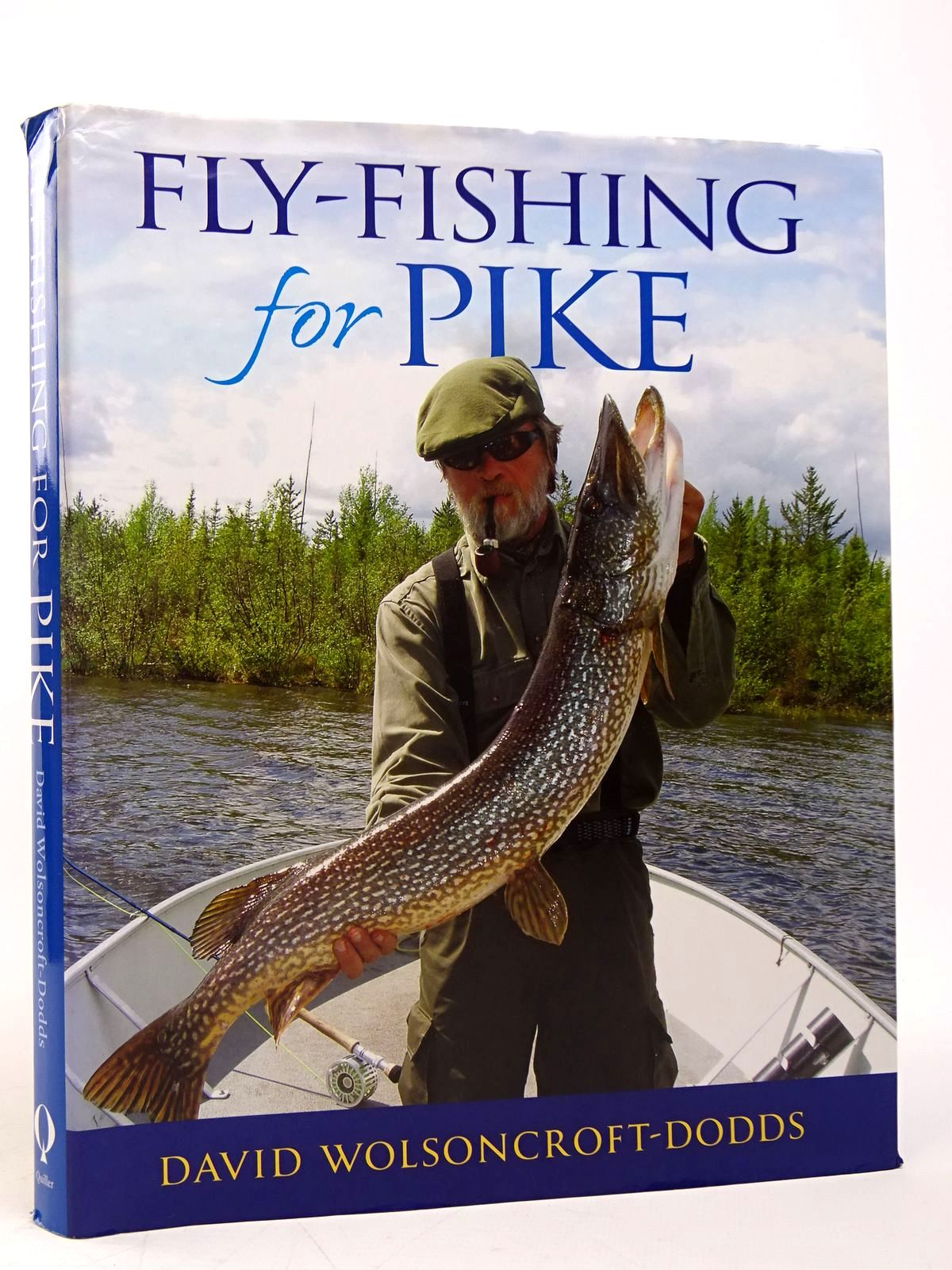 Photo of FLY-FISHING FOR PIKE written by Wolsoncroft-Dodds, David published by Quiller (STOCK CODE: 1817688)  for sale by Stella & Rose's Books