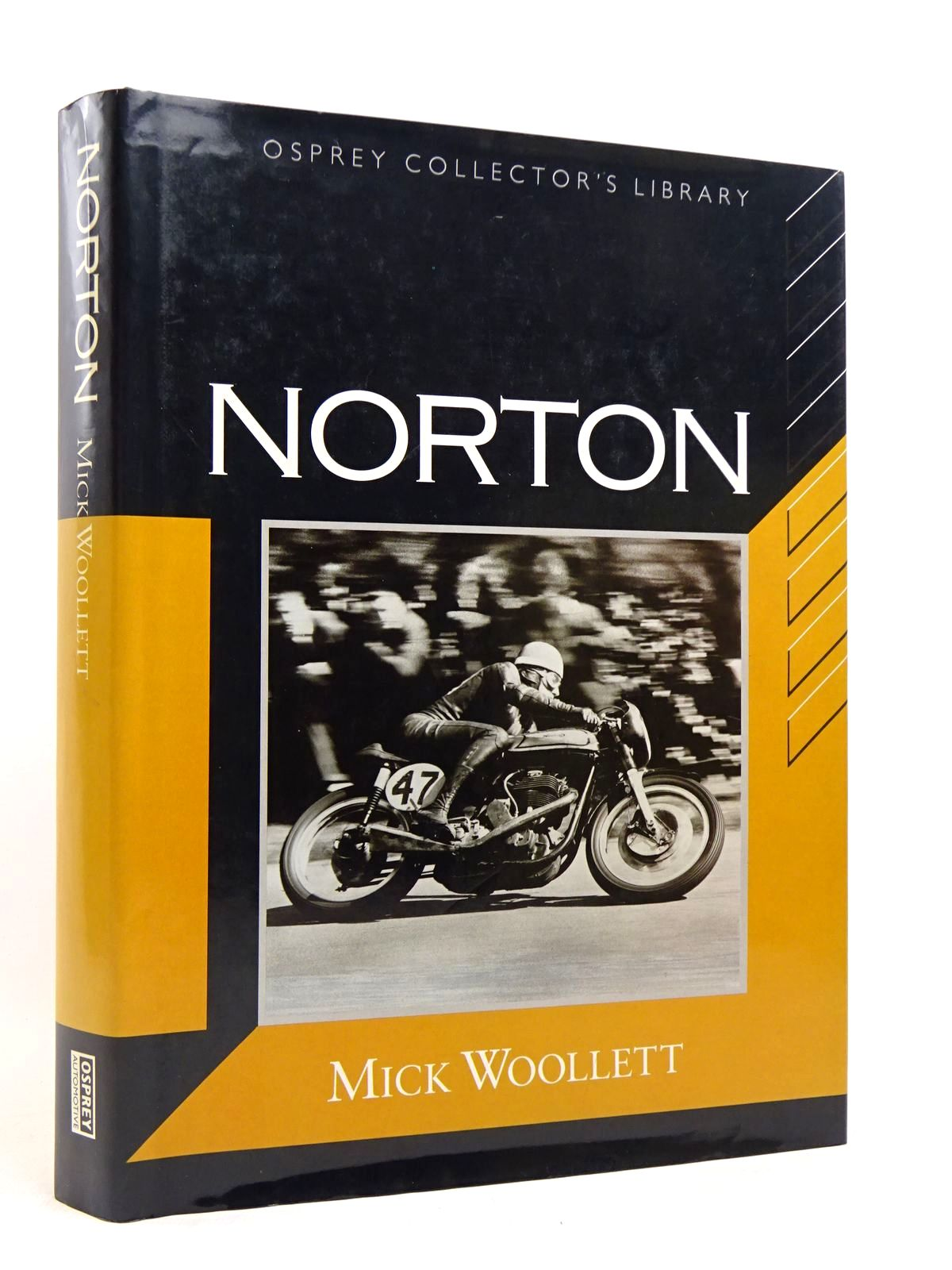 Photo of NORTON (OSPREY COLLECTOR'S LIBRARY) written by Woollett, Mick published by Osprey Automotive (STOCK CODE: 1817785)  for sale by Stella & Rose's Books