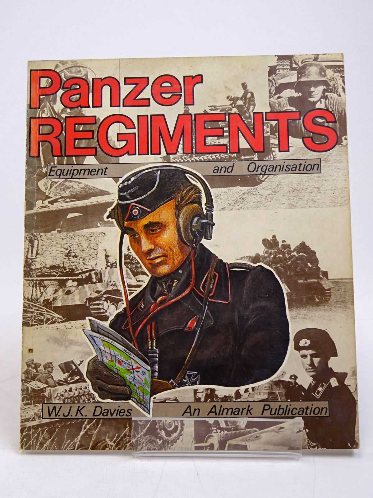 Photo of PANZER REGIMENTS written by Davies, W.J.K. published by Almark Publishing Co. Ltd. (STOCK CODE: 1817807)  for sale by Stella & Rose's Books