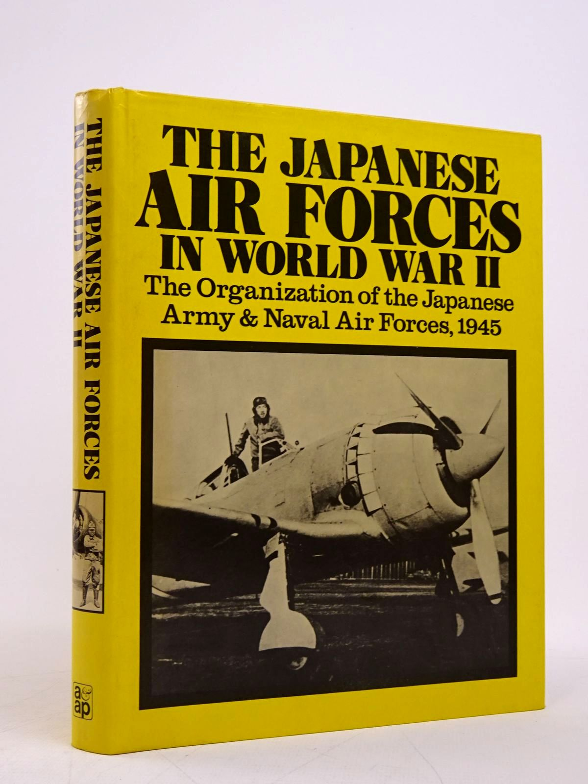 Photo of THE JAPANESE AIR FORCES IN WORLD WAR II published by Arms & Armour Press (STOCK CODE: 1817897)  for sale by Stella & Rose's Books