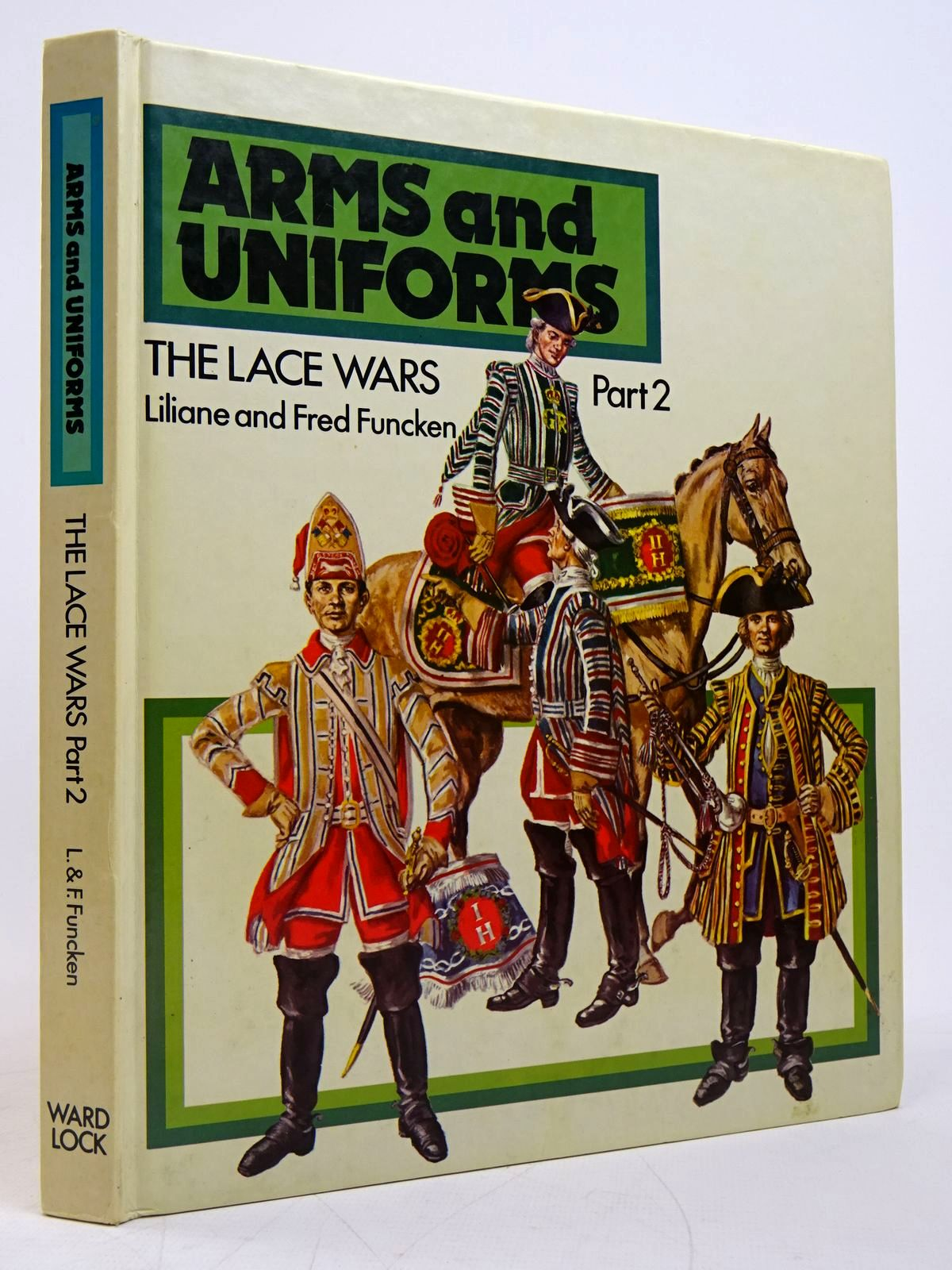 Photo of THE LACE WARS PART II written by Funcken, Liliane<br />Funcken, Fred published by Ward Lock Limited (STOCK CODE: 1817918)  for sale by Stella & Rose's Books