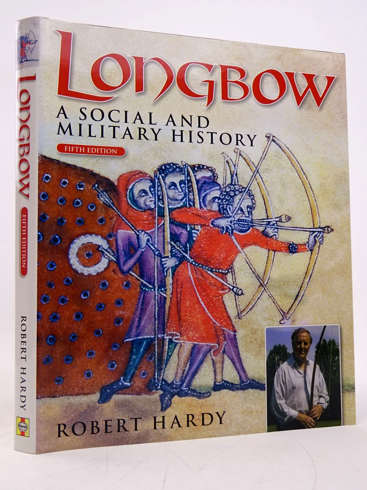 Photo of LONGBOW: A SOCIAL AND MILITARY HISTORY written by Hardy, Robert published by Haynes (STOCK CODE: 1817929)  for sale by Stella & Rose's Books