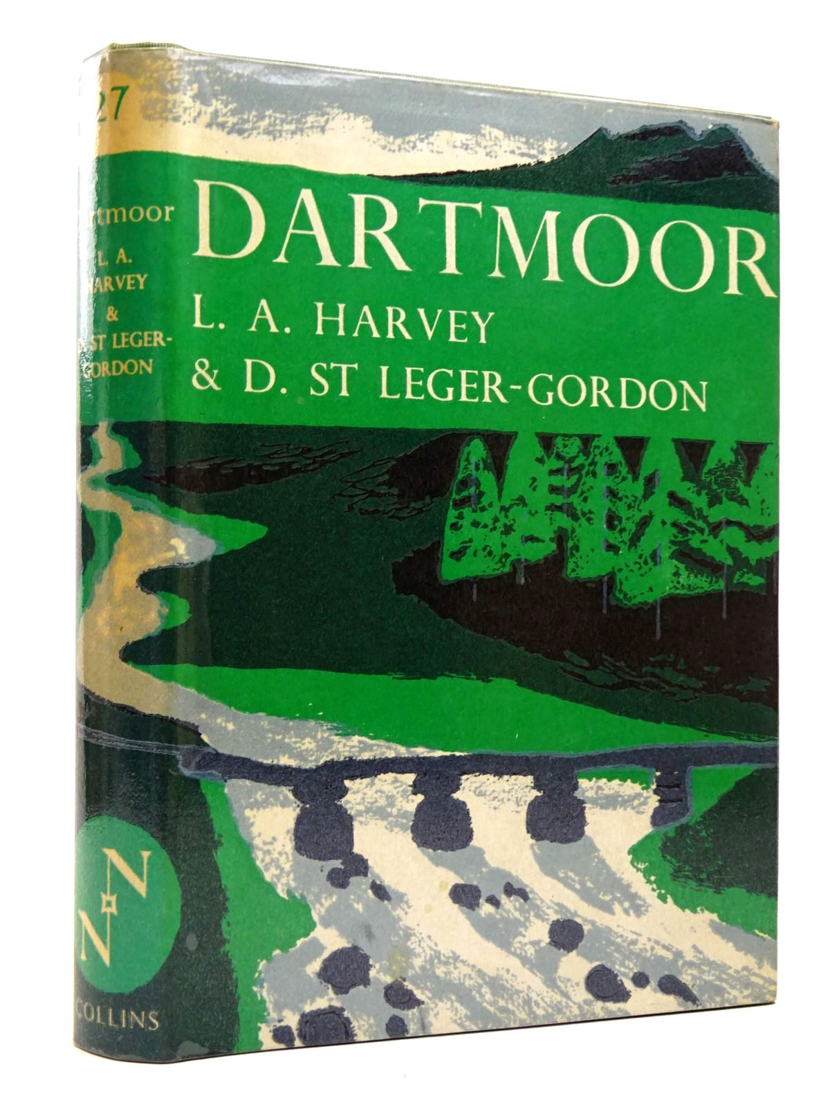 Photo of DARTMOOR (NN 27) written by Harvey, L.A.<br />St. Leger-Gordon, Douglas published by Collins (STOCK CODE: 1817943)  for sale by Stella & Rose's Books