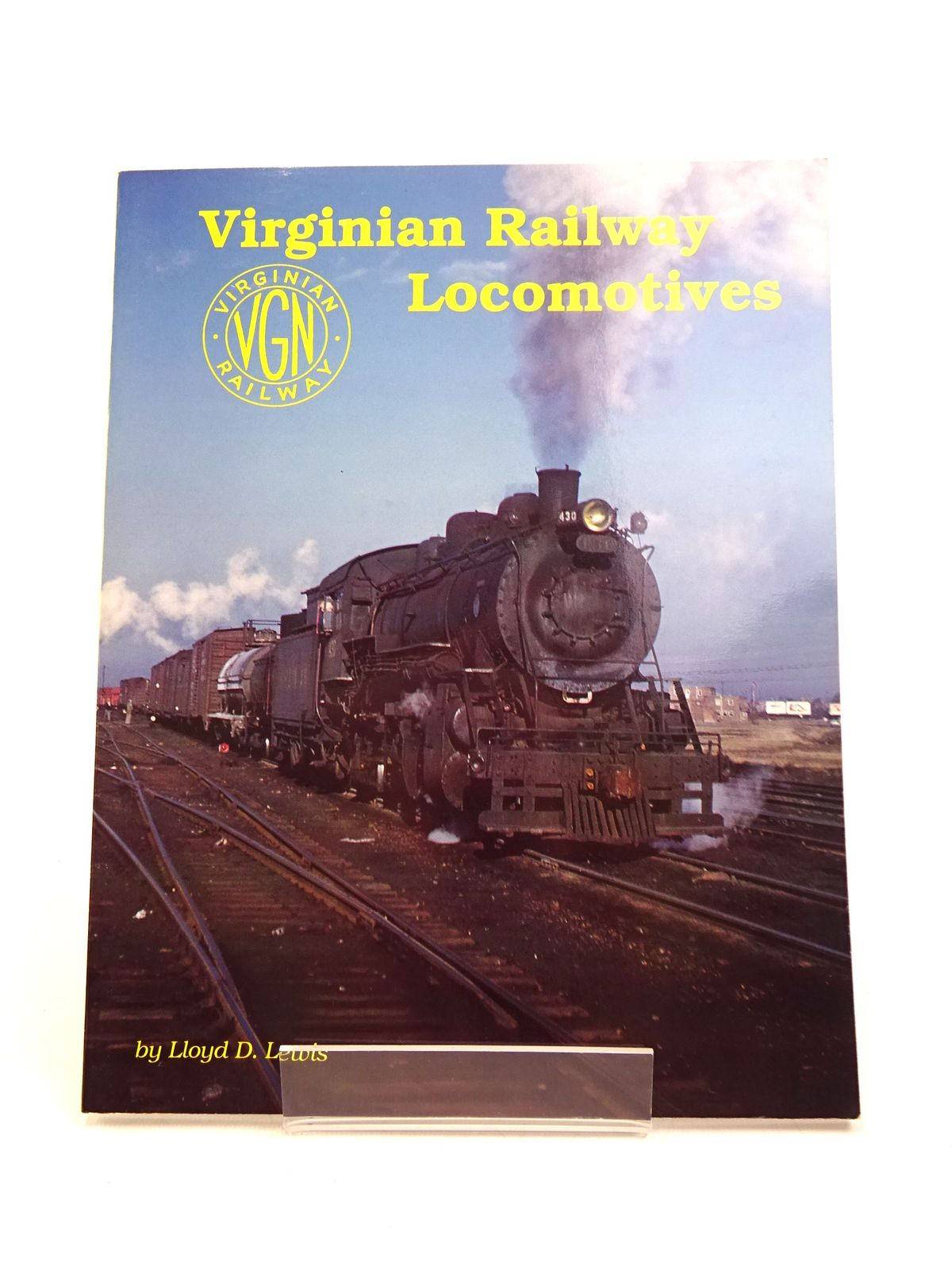 Photo of VIRGINIAN RAILWAY LOCOMOTIVES written by Lewis, Lloyd D. published by TLC Publishing Inc. (STOCK CODE: 1818042)  for sale by Stella & Rose's Books