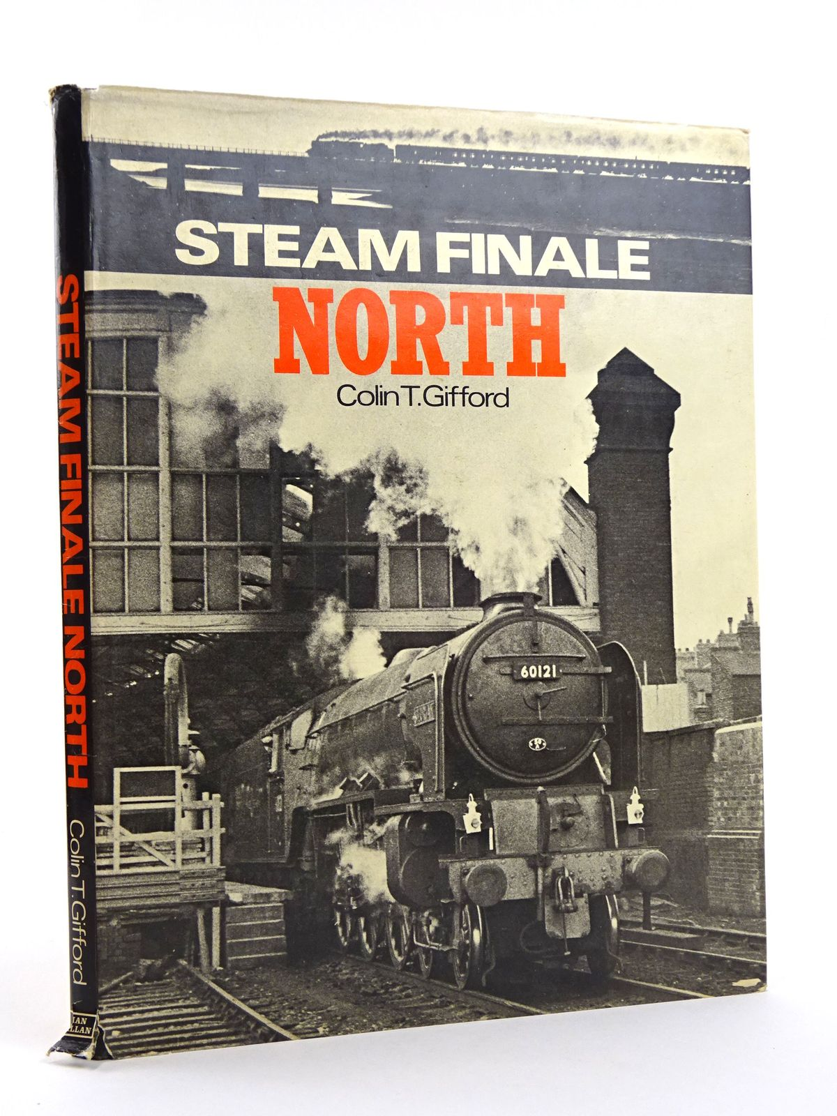 Photo of STEAM FINALE NORTH written by Gifford, Colin T. published by Ian Allan (STOCK CODE: 1818150)  for sale by Stella & Rose's Books