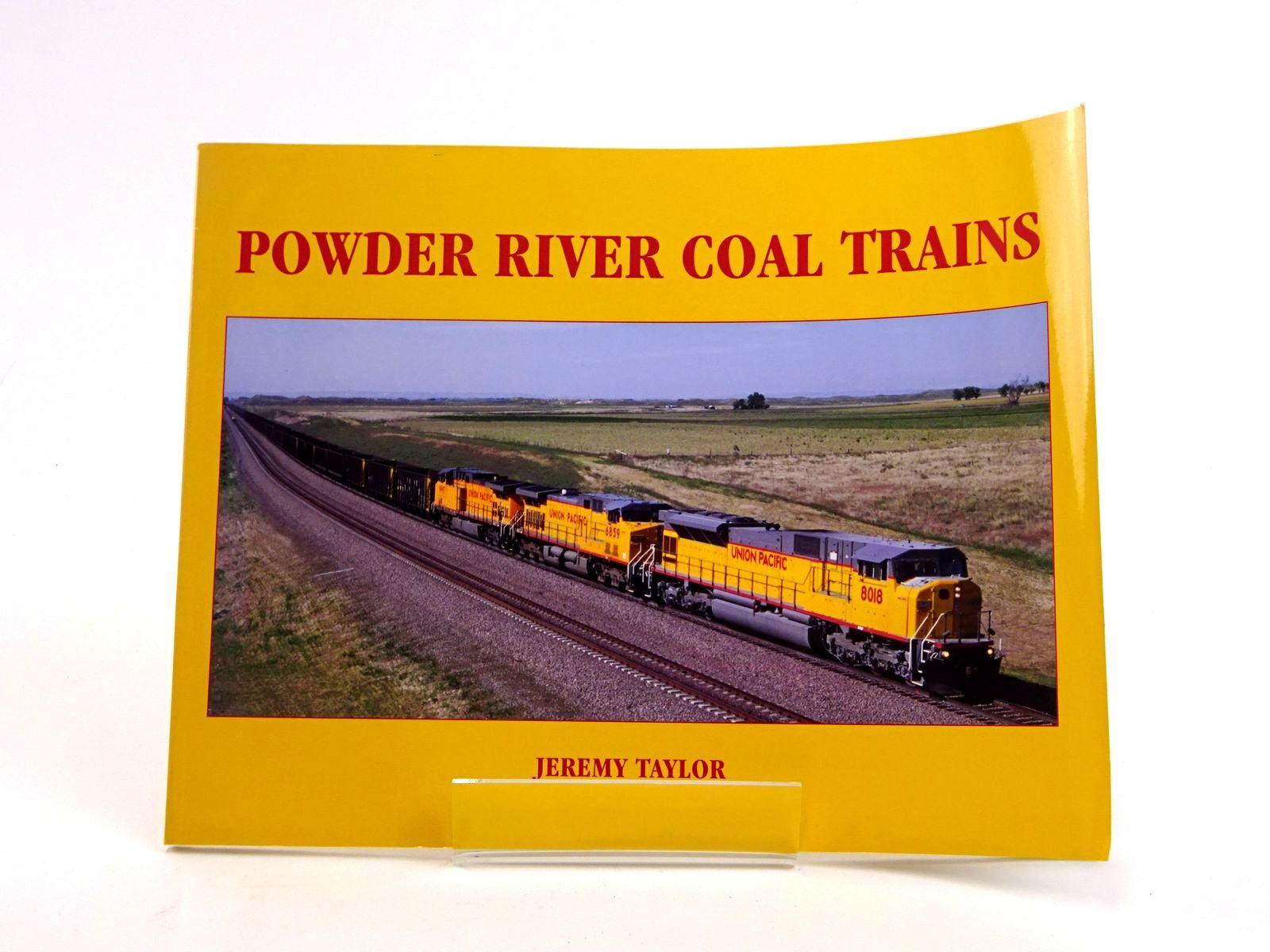Photo of POWDER RIVER COAL TRAINS written by Taylor, Jeremy published by Silver Brook Junction Publishing Co., Inc. (STOCK CODE: 1818187)  for sale by Stella & Rose's Books