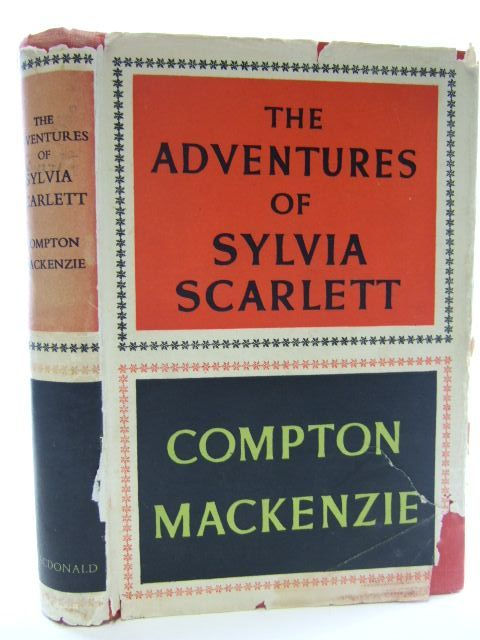 Photo of THE ADVENTURES OF SYLVIA SCARLETT written by Mackenzie, Compton published by MacDonald (STOCK CODE: 2105272)  for sale by Stella & Rose's Books
