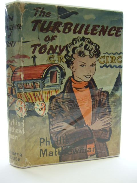 Photo of THE TURBULENCE OF TONY written by Matthewman, Phyllis published by Latimer House Ltd. (STOCK CODE: 2105290)  for sale by Stella & Rose's Books
