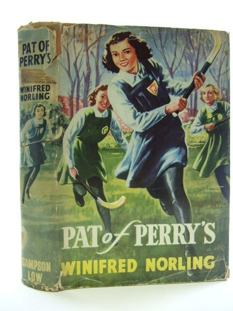 Photo of PAT OF PERRY'S written by Norling, Winifred illustrated by Doughty,  published by Sampson Low, Marston & Co. Ltd. (STOCK CODE: 2105330)  for sale by Stella & Rose's Books