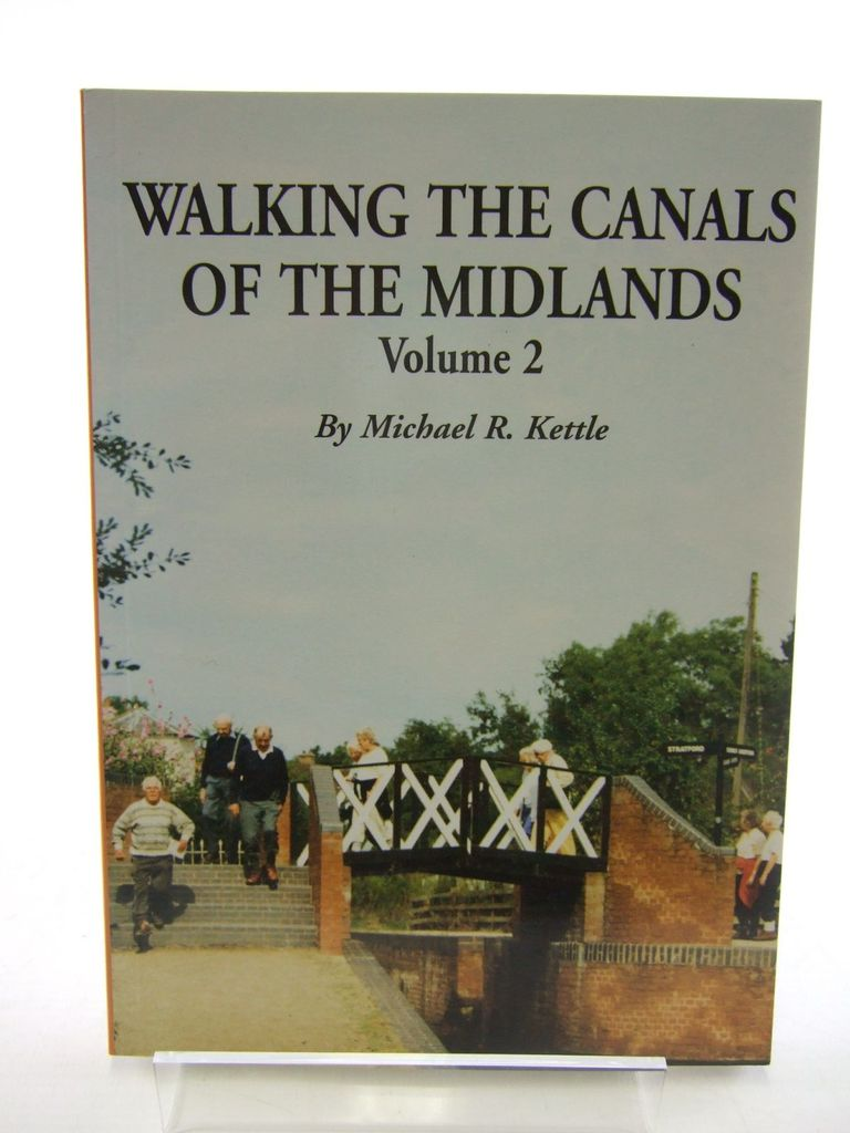 Photo of WALKING THE CANALS OF THE MIDLANDS VOLUME 2 written by Kettle, Michael R. published by Able Publishing (STOCK CODE: 2106326)  for sale by Stella & Rose's Books
