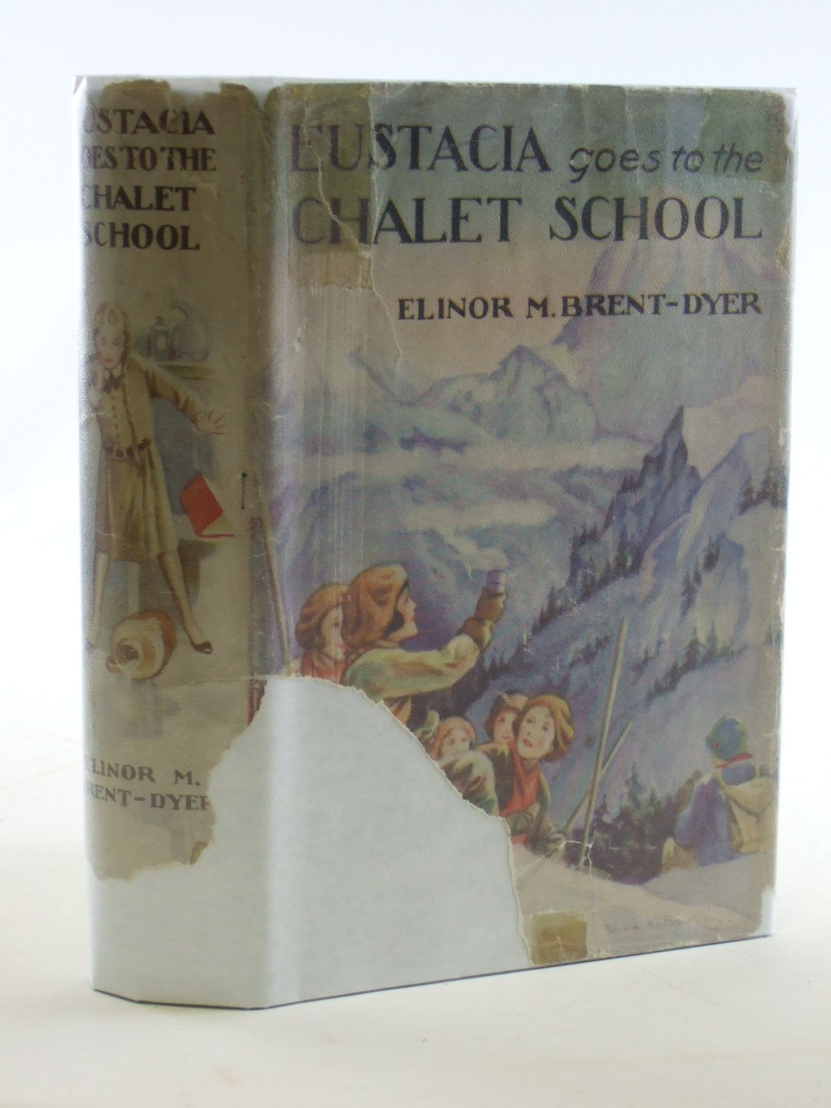 Photo of EUSTACIA GOES TO THE CHALET SCHOOL- Stock Number: 2106778