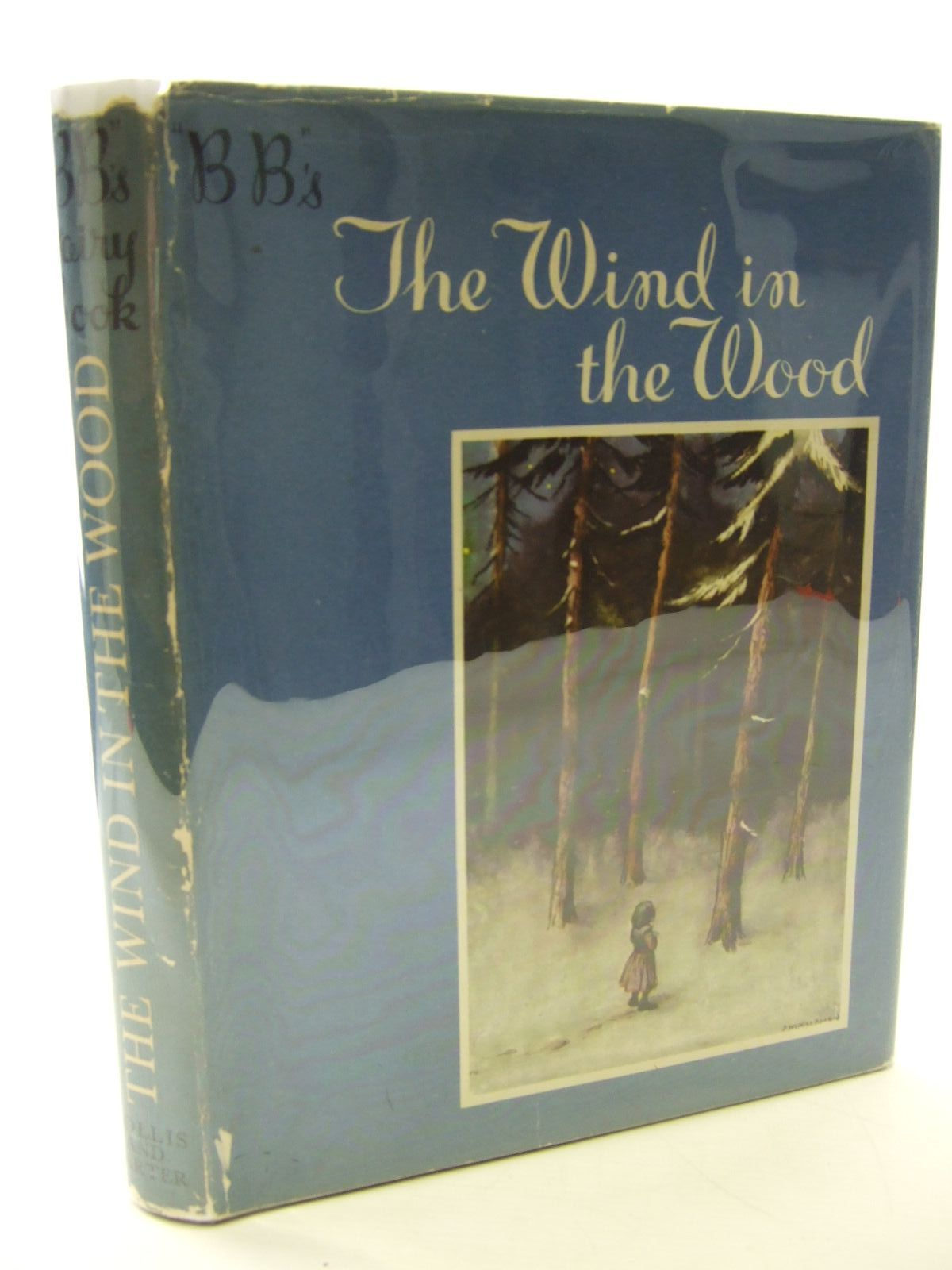 Photo of THE WIND IN THE WOOD written by BB,  illustrated by BB,  published by Hollis & Carter (STOCK CODE: 2106950)  for sale by Stella & Rose's Books
