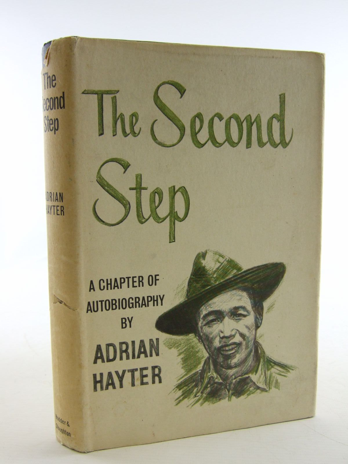 Photo of THE SECOND STEP written by Hayter, Adrian published by Hodder & Stoughton (STOCK CODE: 2107027)  for sale by Stella & Rose's Books