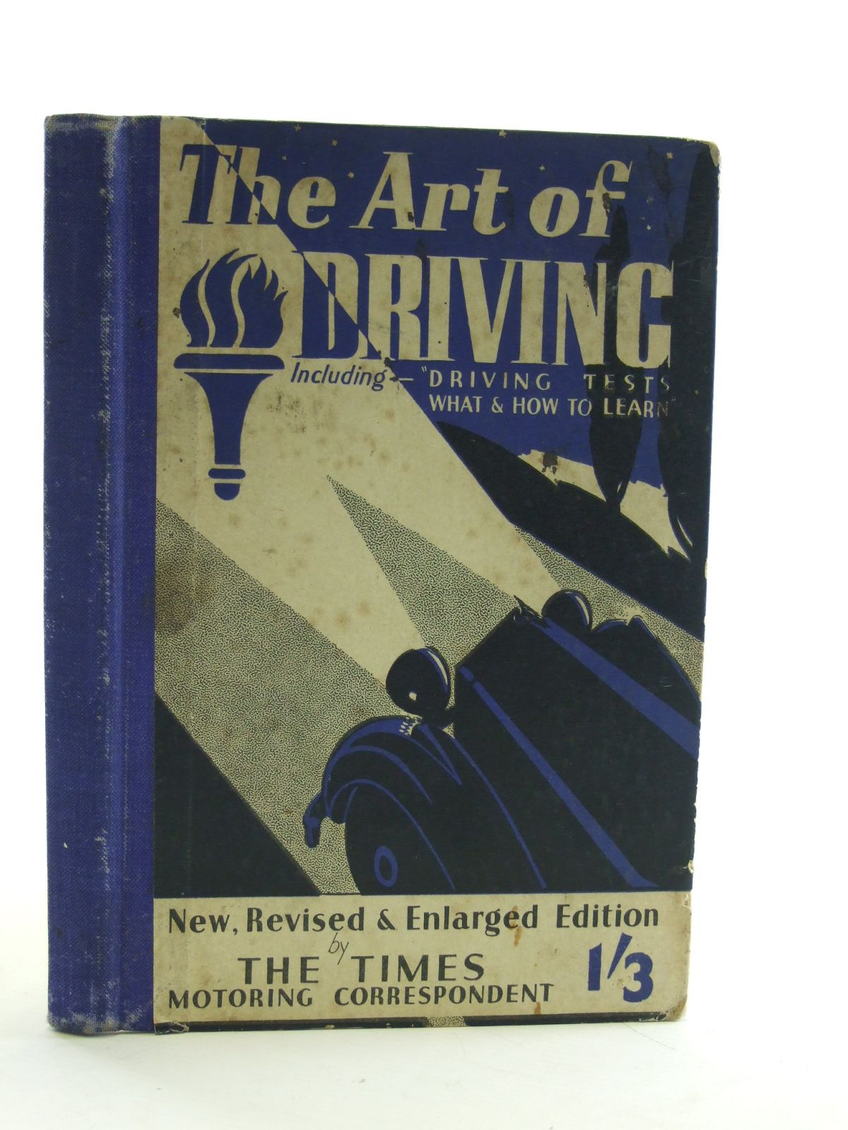 Photo of THE ART OF DRIVING (STOCK CODE: 2107308)  for sale by Stella & Rose's Books