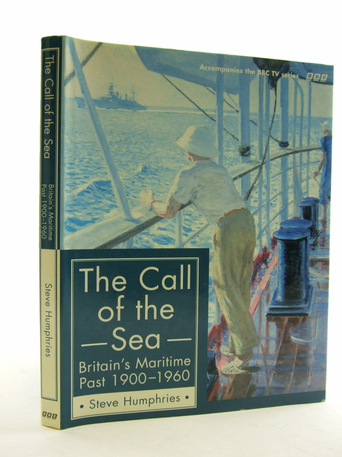 Photo of THE CALL OF THE SEA written by Humphries, Steve published by BBC Books (STOCK CODE: 2107382)  for sale by Stella & Rose's Books