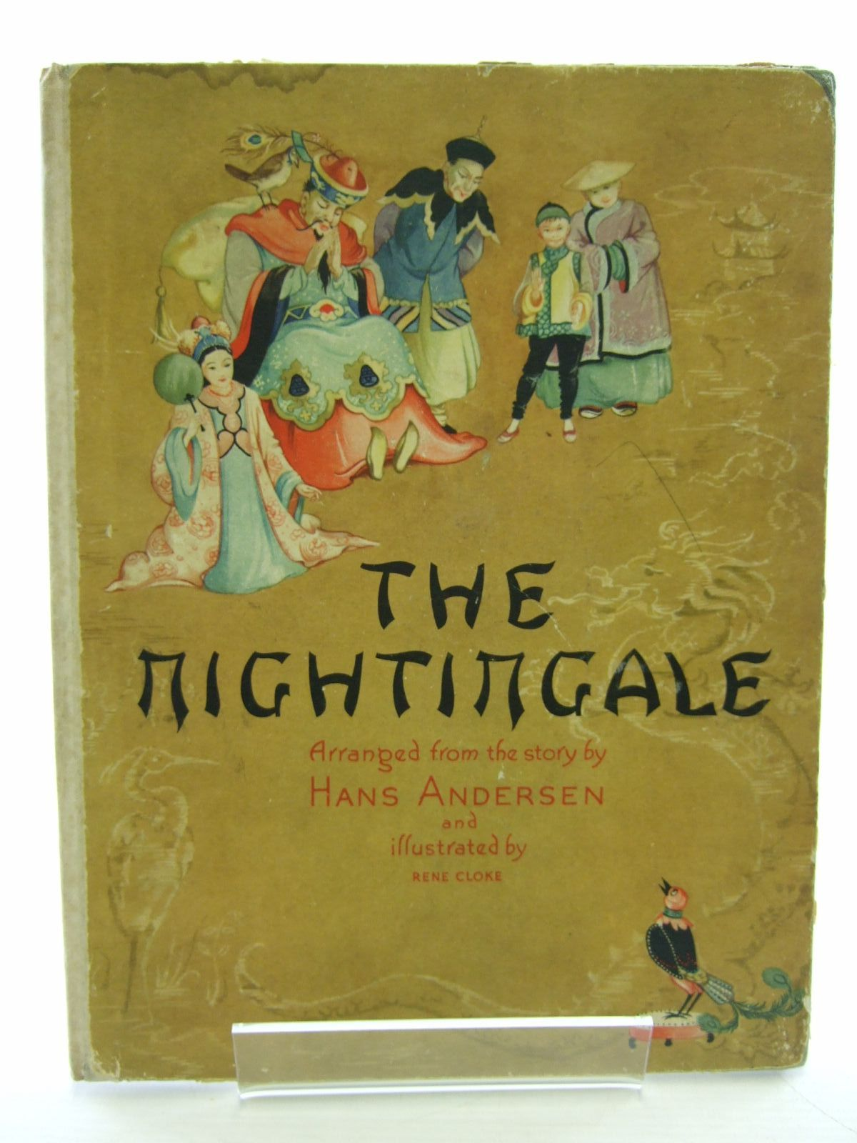 hans christian andersen the nightingale