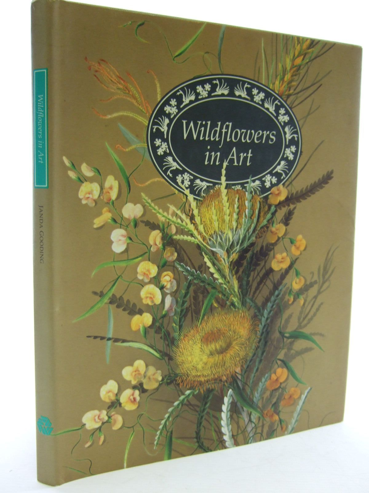 Photo of WILDFLOWERS IN ART written by Gooding, Janda published by Art Gallery Of Western Australia (STOCK CODE: 2107542)  for sale by Stella & Rose's Books