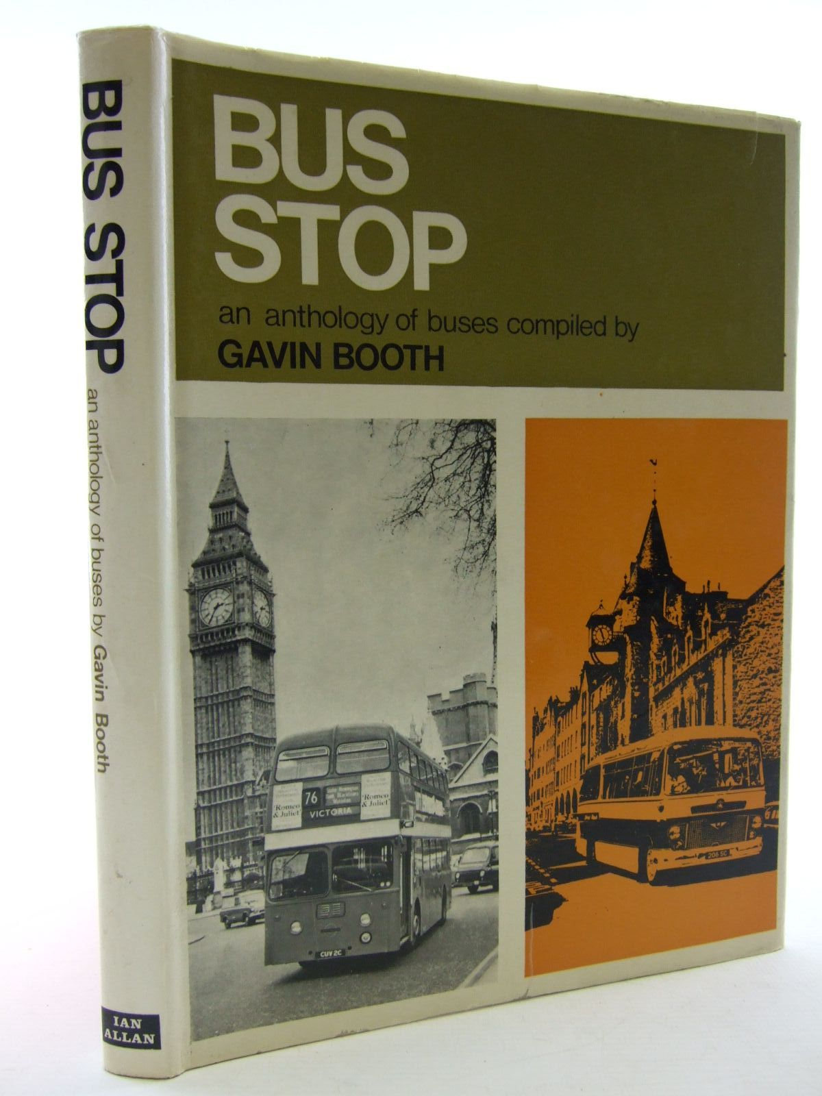 Photo of BUS STOP written by Booth, Gavin published by Ian Allan (STOCK CODE: 2107678)  for sale by Stella & Rose's Books