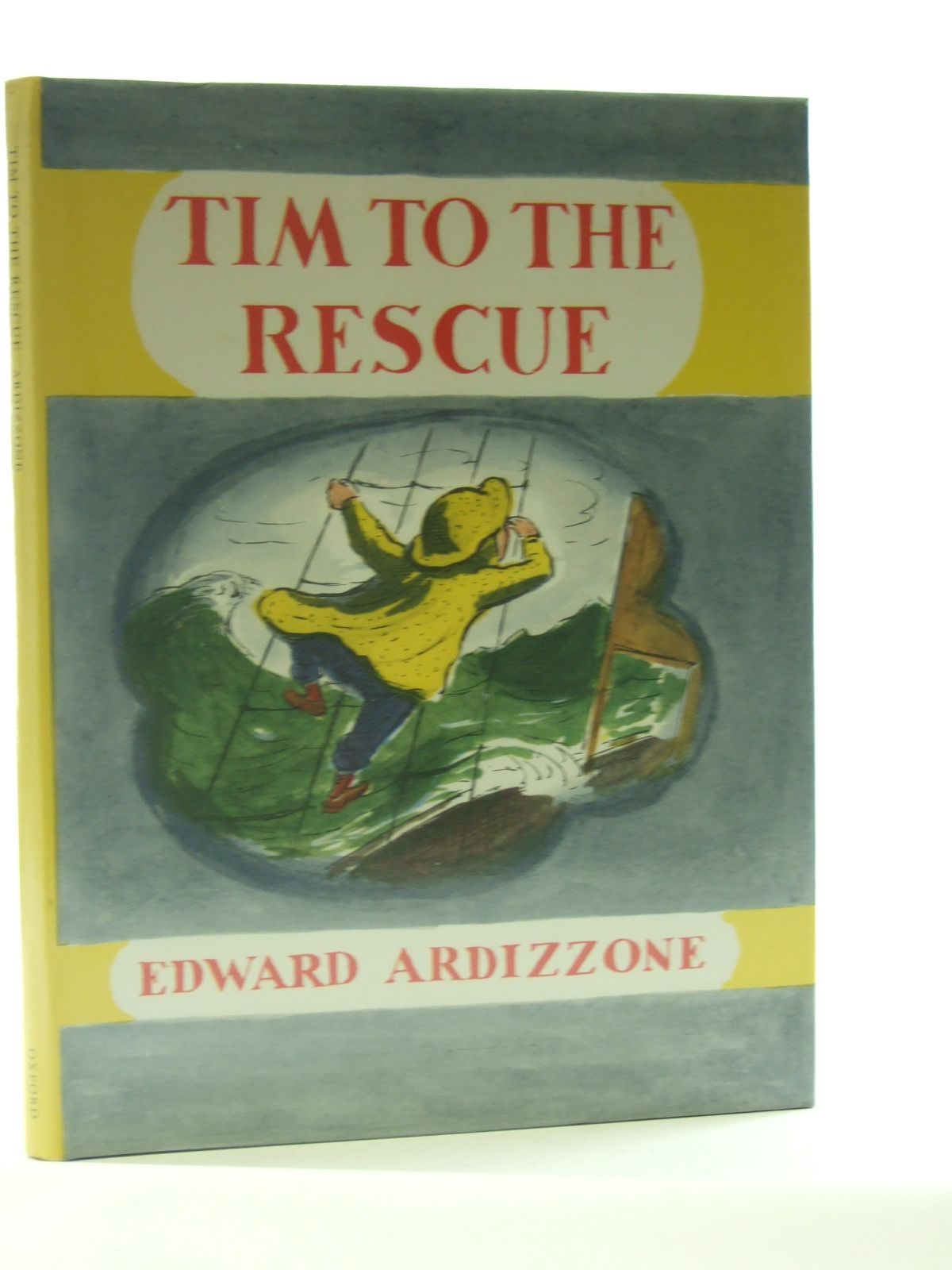 Photo of TIM TO THE RESCUE written by Ardizzone, Edward illustrated by Ardizzone, Edward published by Oxford University Press (STOCK CODE: 2107789)  for sale by Stella & Rose's Books