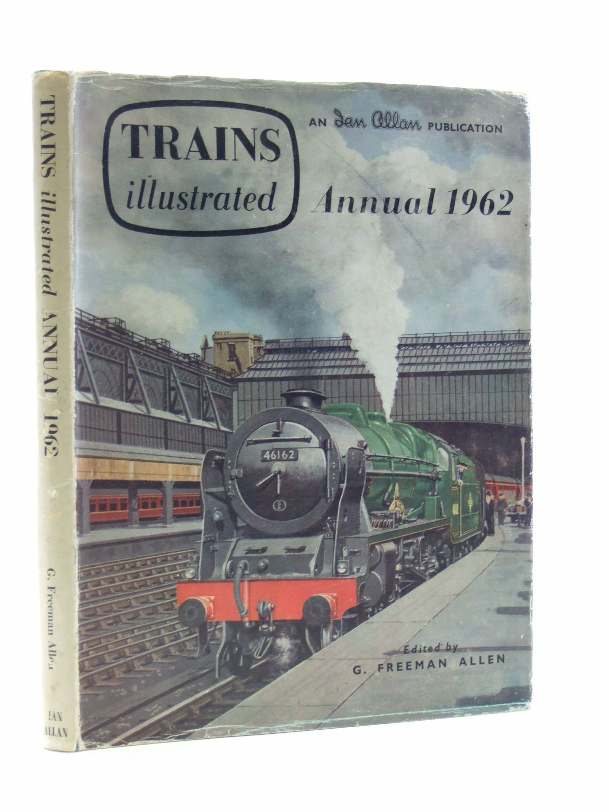 Photo of TRAINS ILLUSTRATED ANNUAL 1962 written by Allen, Geoffrey Freeman published by Ian Allan Ltd. (STOCK CODE: 2108275)  for sale by Stella & Rose's Books