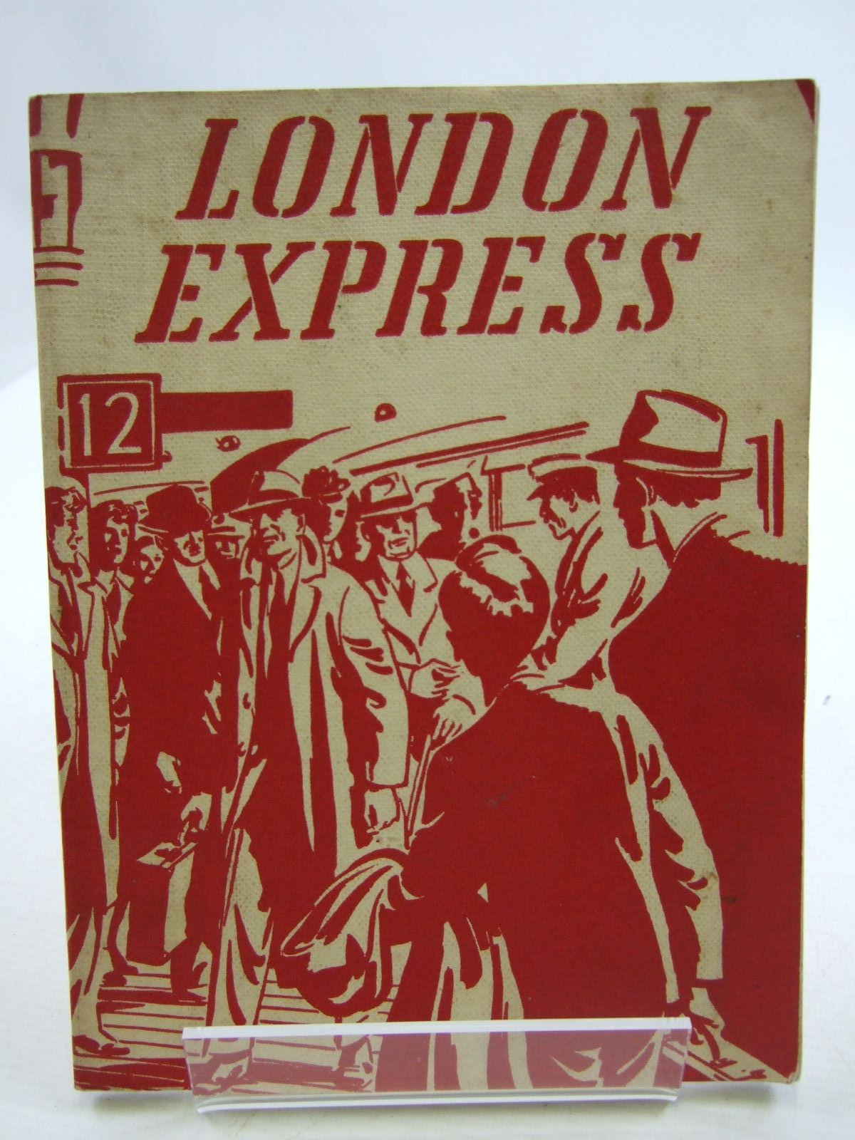 Photo of LONDON EXPRESS written by Miles, J.E. illustrated by Matthew, Jack published by Ginn And Company Ltd. (STOCK CODE: 2109492)  for sale by Stella & Rose's Books