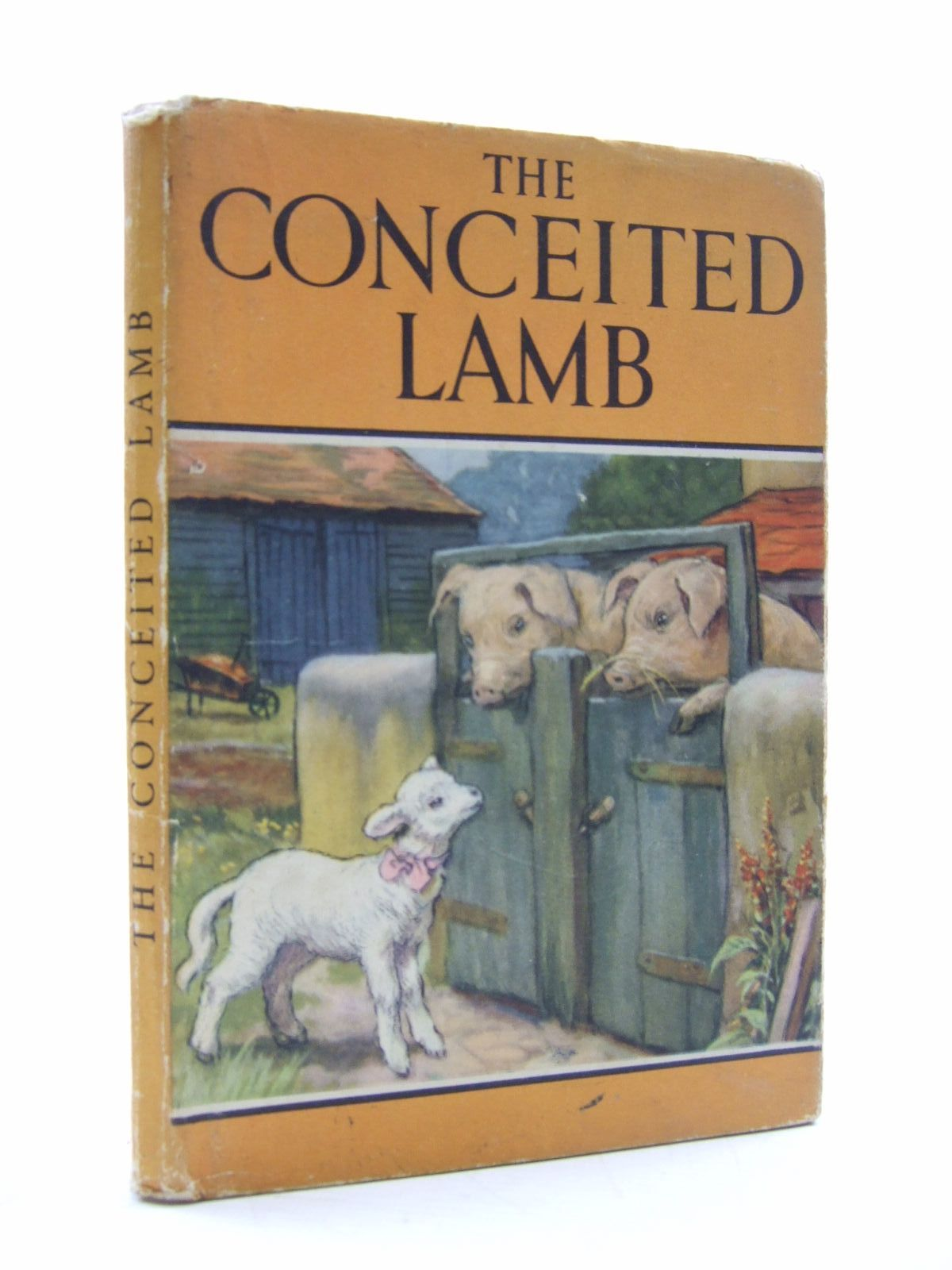 Photo of THE CONCEITED LAMB