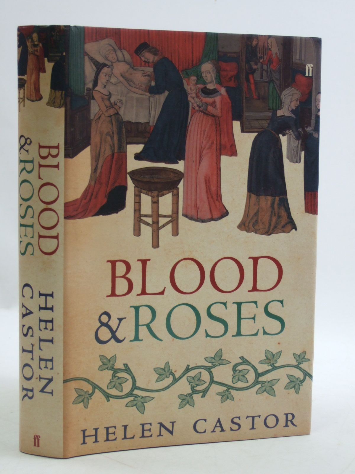 Photo of BLOOD & ROSES written by Castor, Helen published by Faber & Faber (STOCK CODE: 2109553)  for sale by Stella & Rose's Books